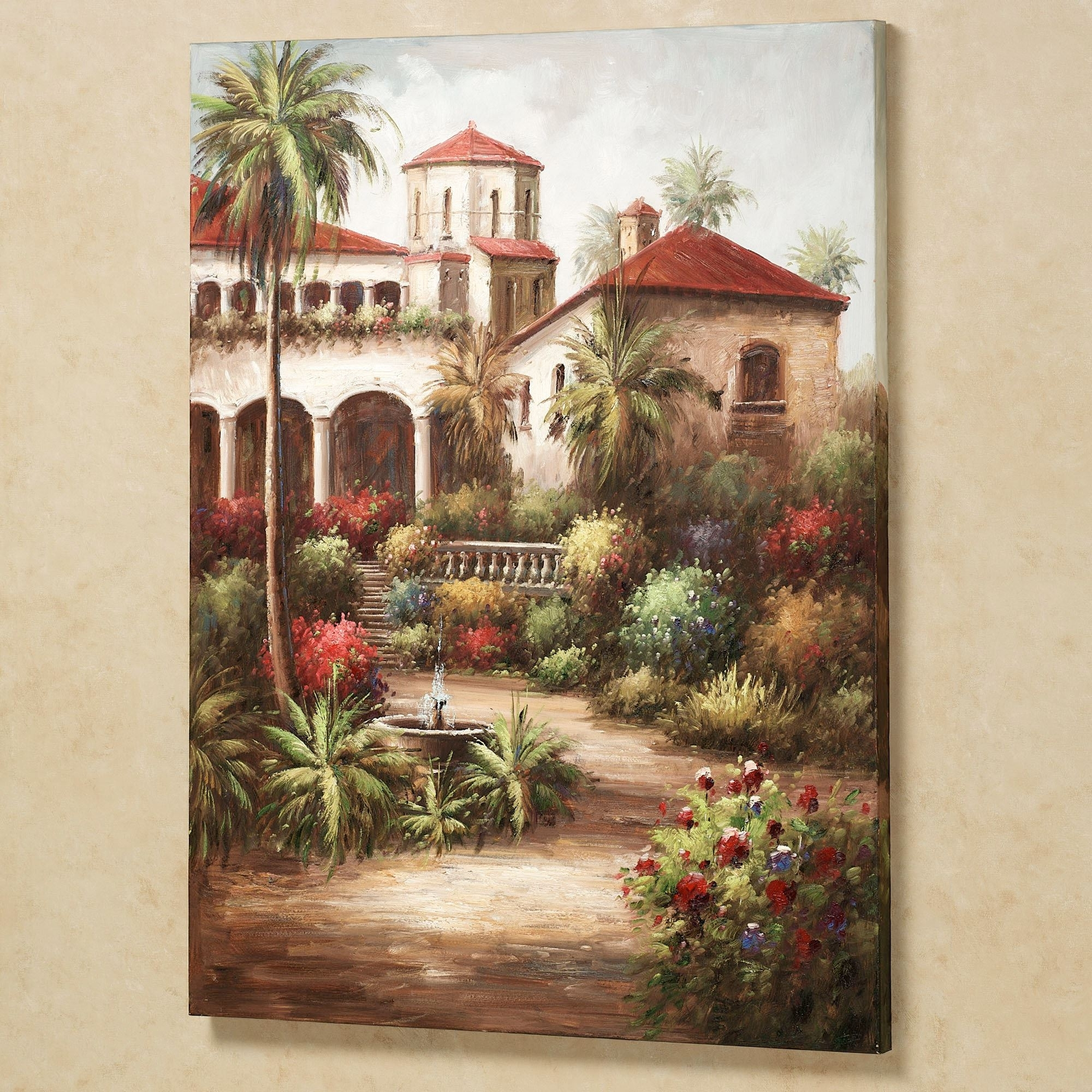 Tuscan Wall Art In 2017 Tuscan Wall Art Garden – Awesome House : Kitchen Tuscan Wall Art Tile (View 15 of 20)