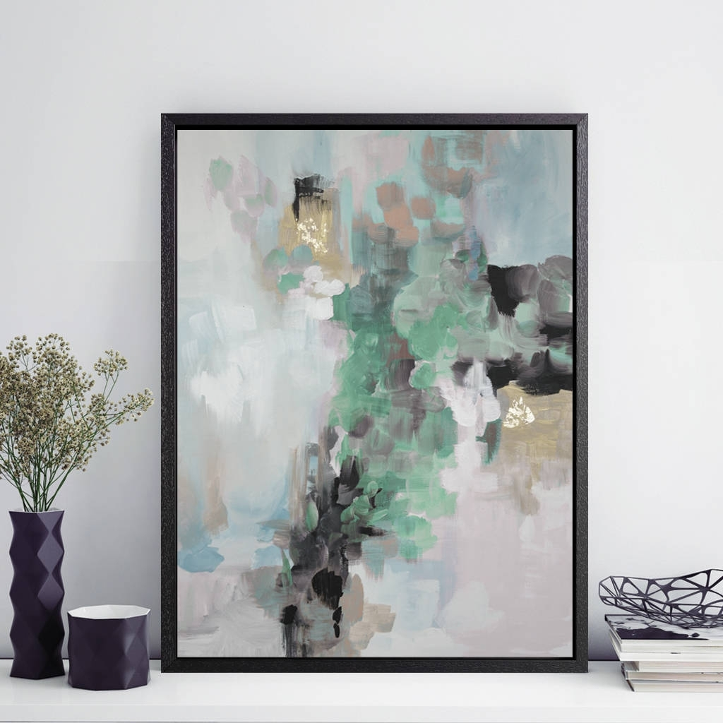 Unique Framed Wall Art – Blogtipsworld Within Preferred Modern Framed Wall Art Canvas (Gallery 20 of 20)