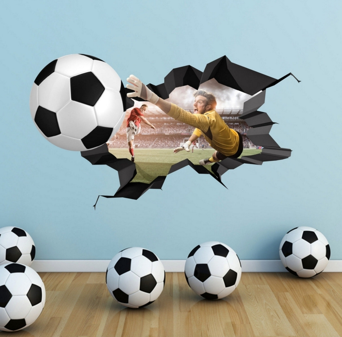 Unique Soccer Ball Wall Decor Gallery (View 20 of 20)