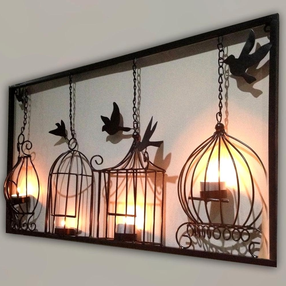 Unique Wall Decor Ideas Metal (View 12 of 15)