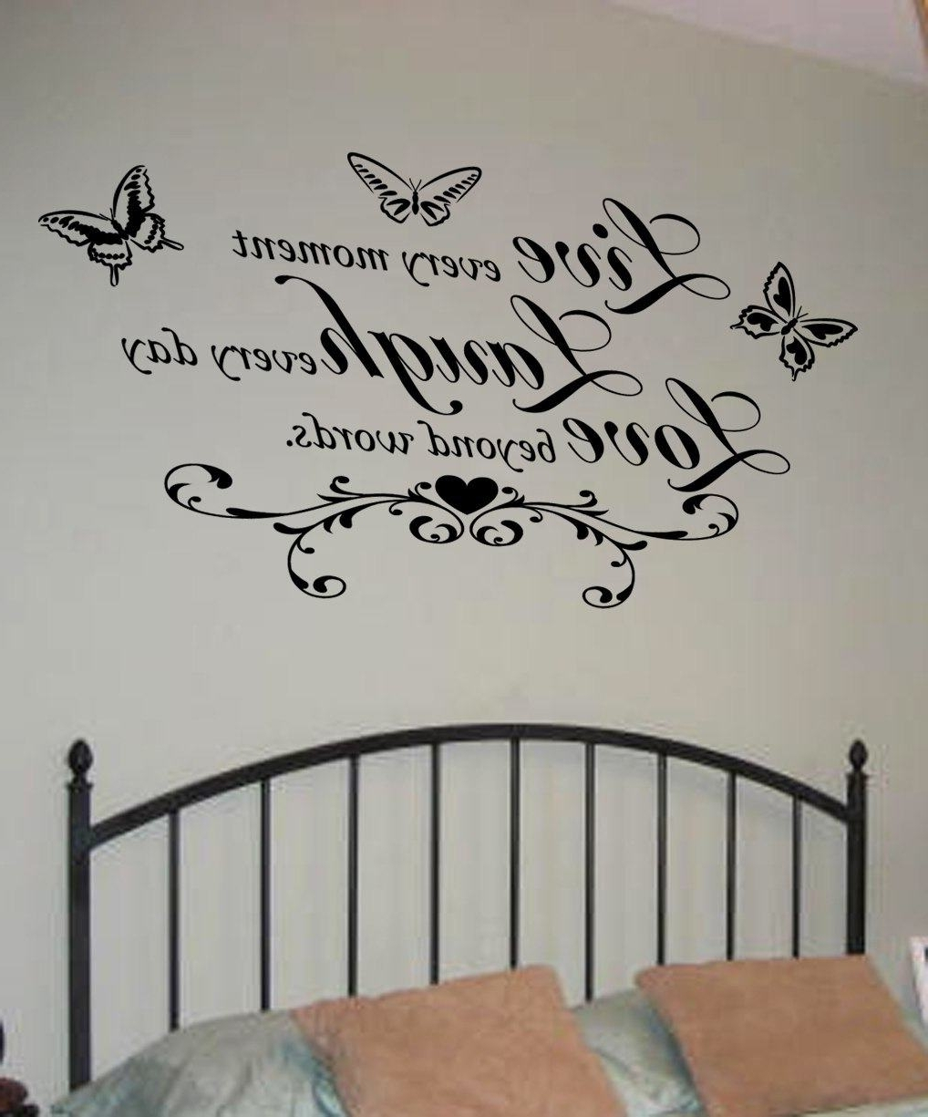 Wall Art Decal (Gallery 5 of 20)