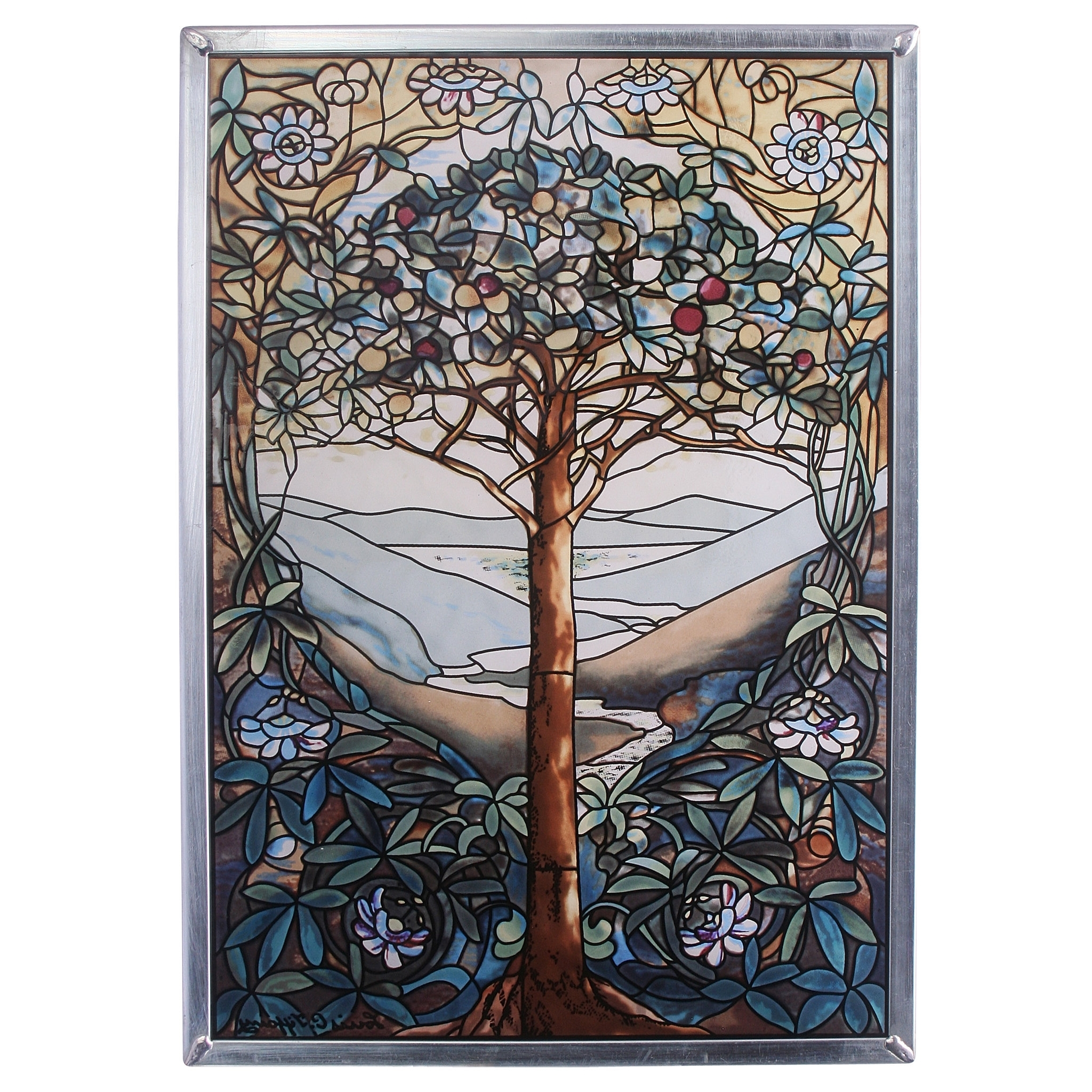 Wayfair Intended For Stained Glass Wall Art (Gallery 14 of 20)