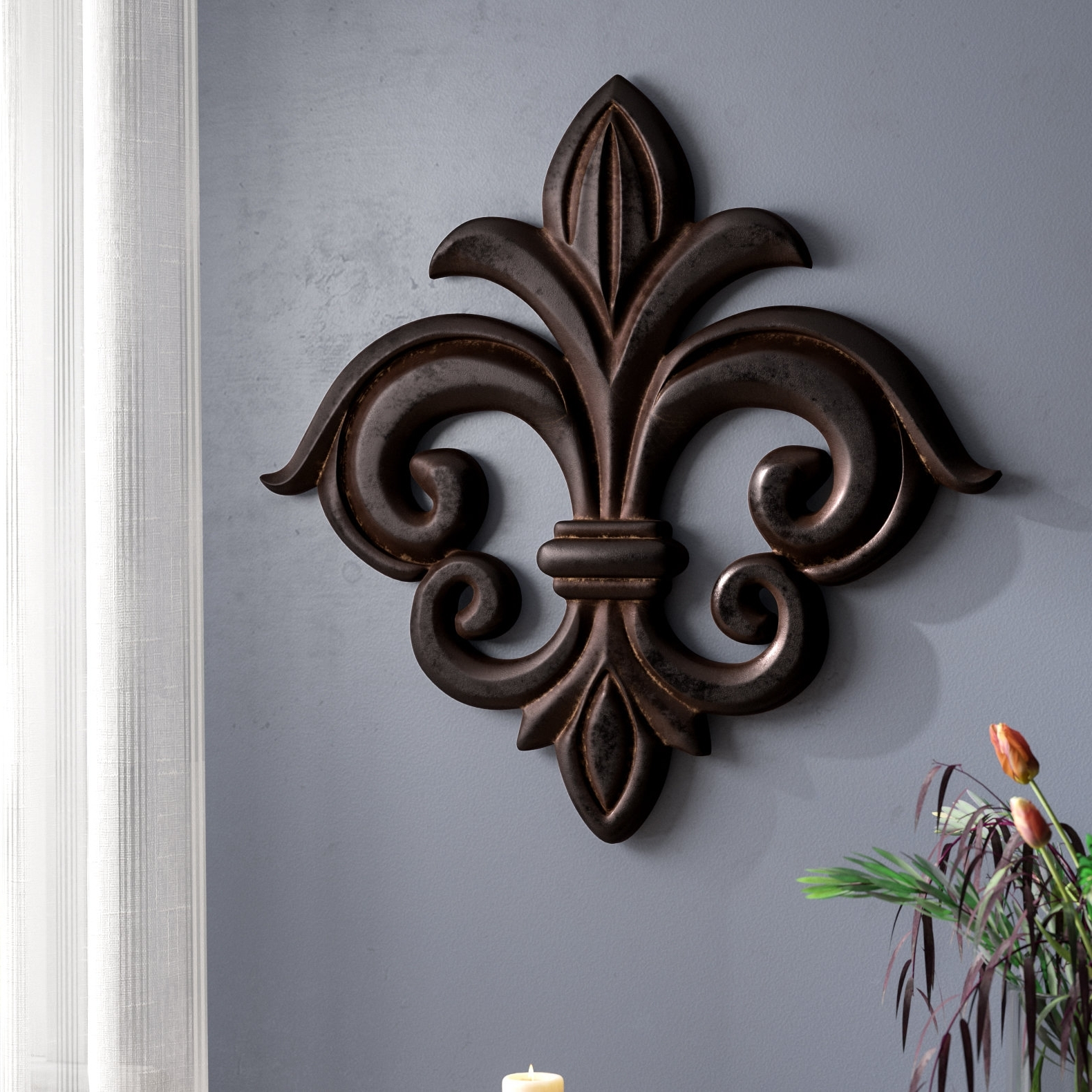 Wayfair Throughout Fleur De Lis Wall Art (View 14 of 20)