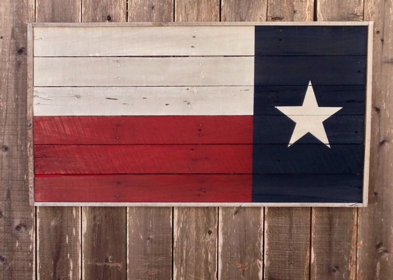 Well Known Bold Wood Texas State Flag, Texas Wall Hanging, Texas Wall Art, Bold With Texas Wall Art (Gallery 15 of 20)