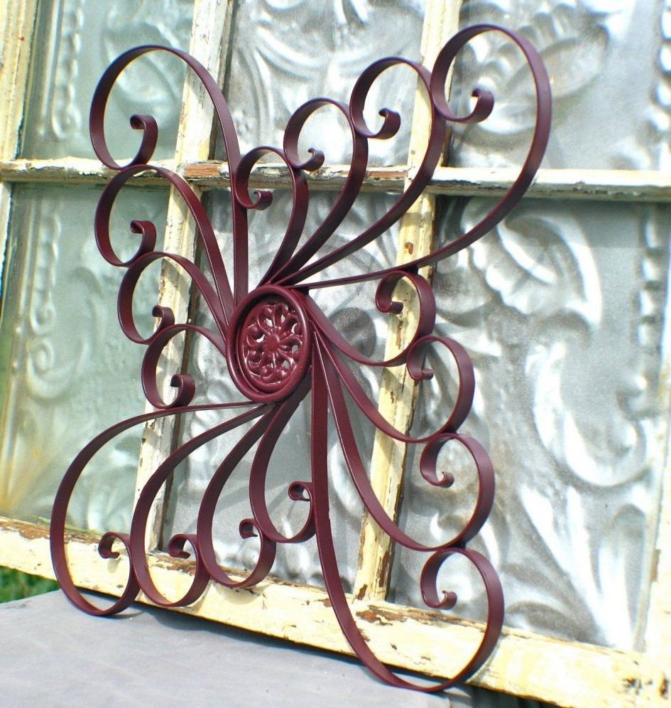 Well Known Exterior Metal Wall Art Cushty Panels Outdoor Uk Home Fullsize Of Within Outdoor Wall Art Decors (View 6 of 20)