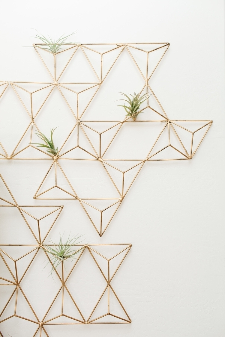 Well Known Geometric Wall Art Within Geometric Wall Art – Culturehoop (View 12 of 20)