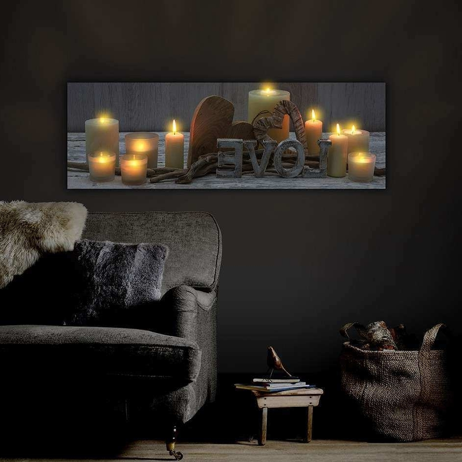 Well Known Light Up Wall Art Best Of Light Up Wall Art Wall Decal Of Light Up For Light Up Wall Art (Gallery 2 of 20)