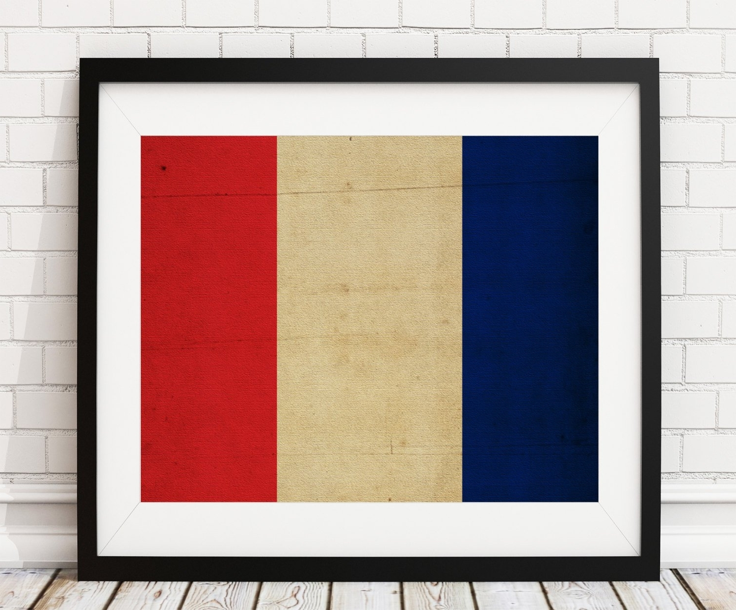 Well Liked France Flag Art, France Flag Print, French Flag Poster, Country Flag Pertaining To Country Wall Art (View 18 of 20)