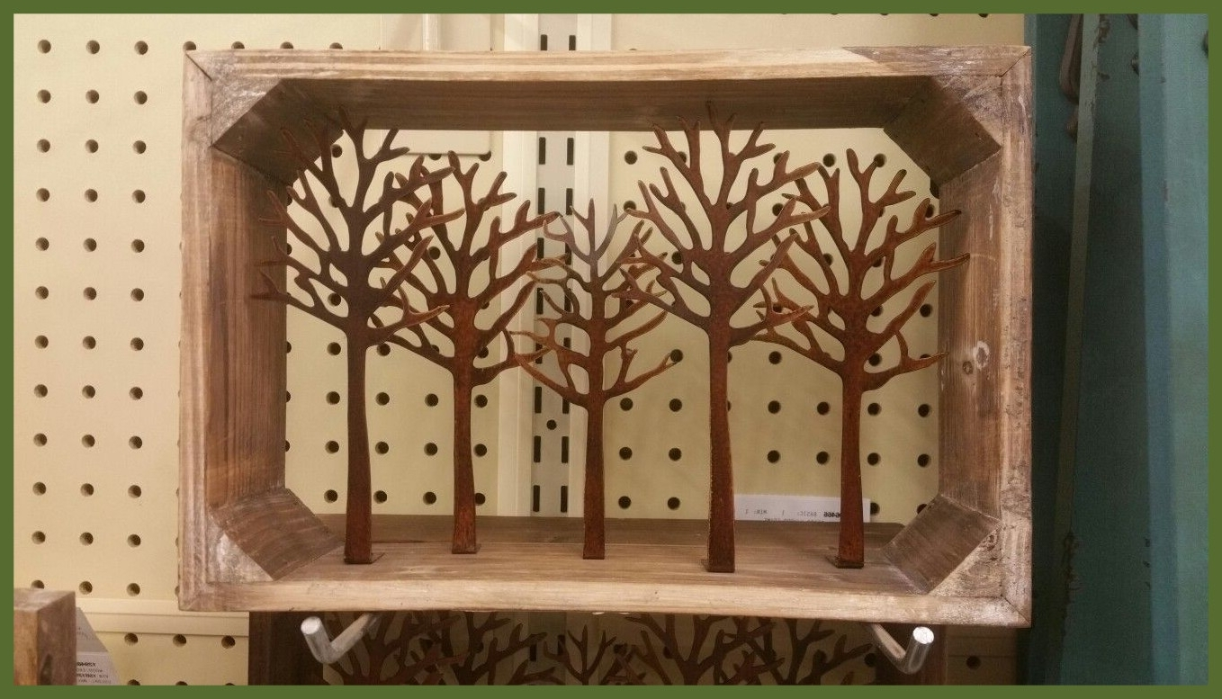 Well Liked Hobby Lobby Metal Wall Art Within Stunning Wooden Box With Metal Hobby Lobby Tree Wall Art Pic Of And (View 20 of 20)