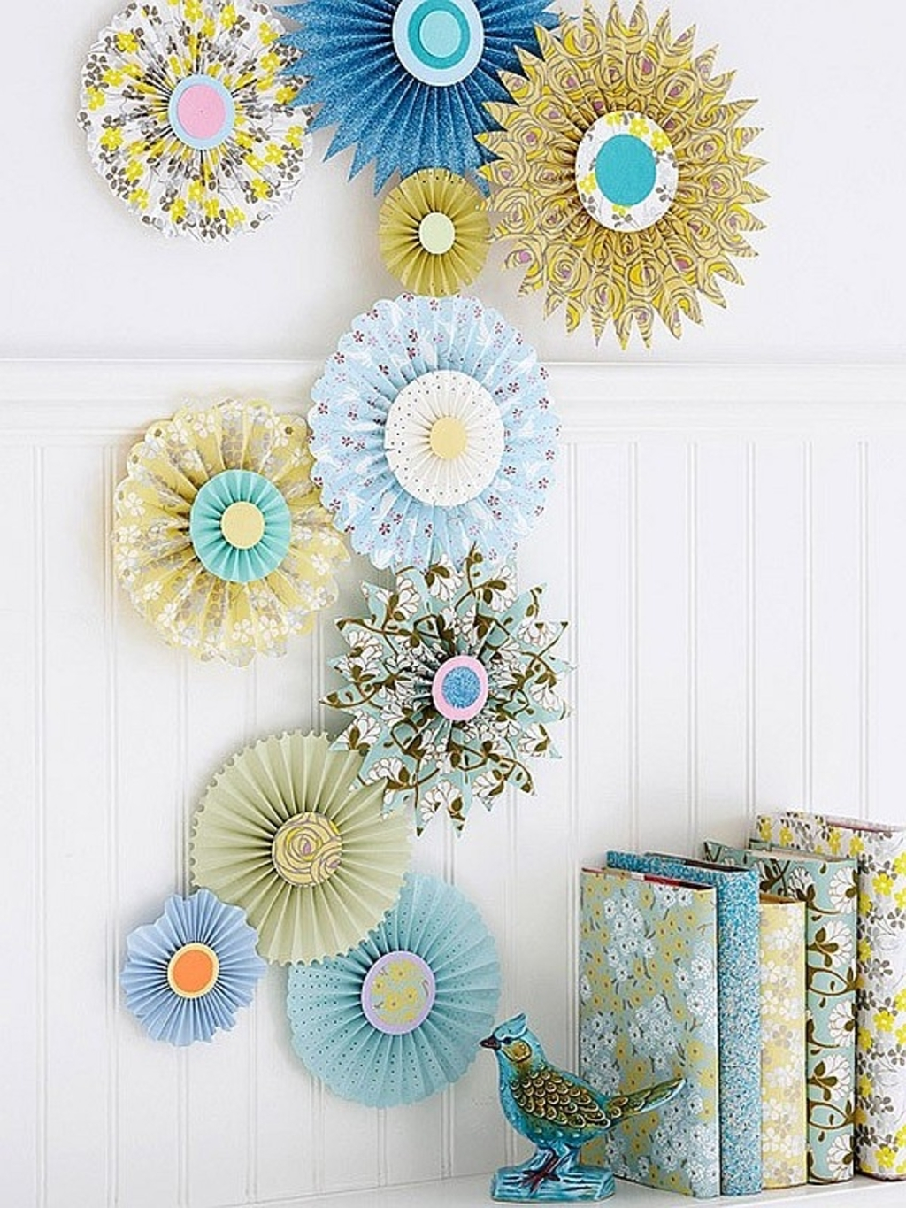 Well Liked Paper Wall Art Throughout Diy Projects: Paper Wall Art Crafts – Paper Inspired Décor: Fun Ways (View 6 of 20)