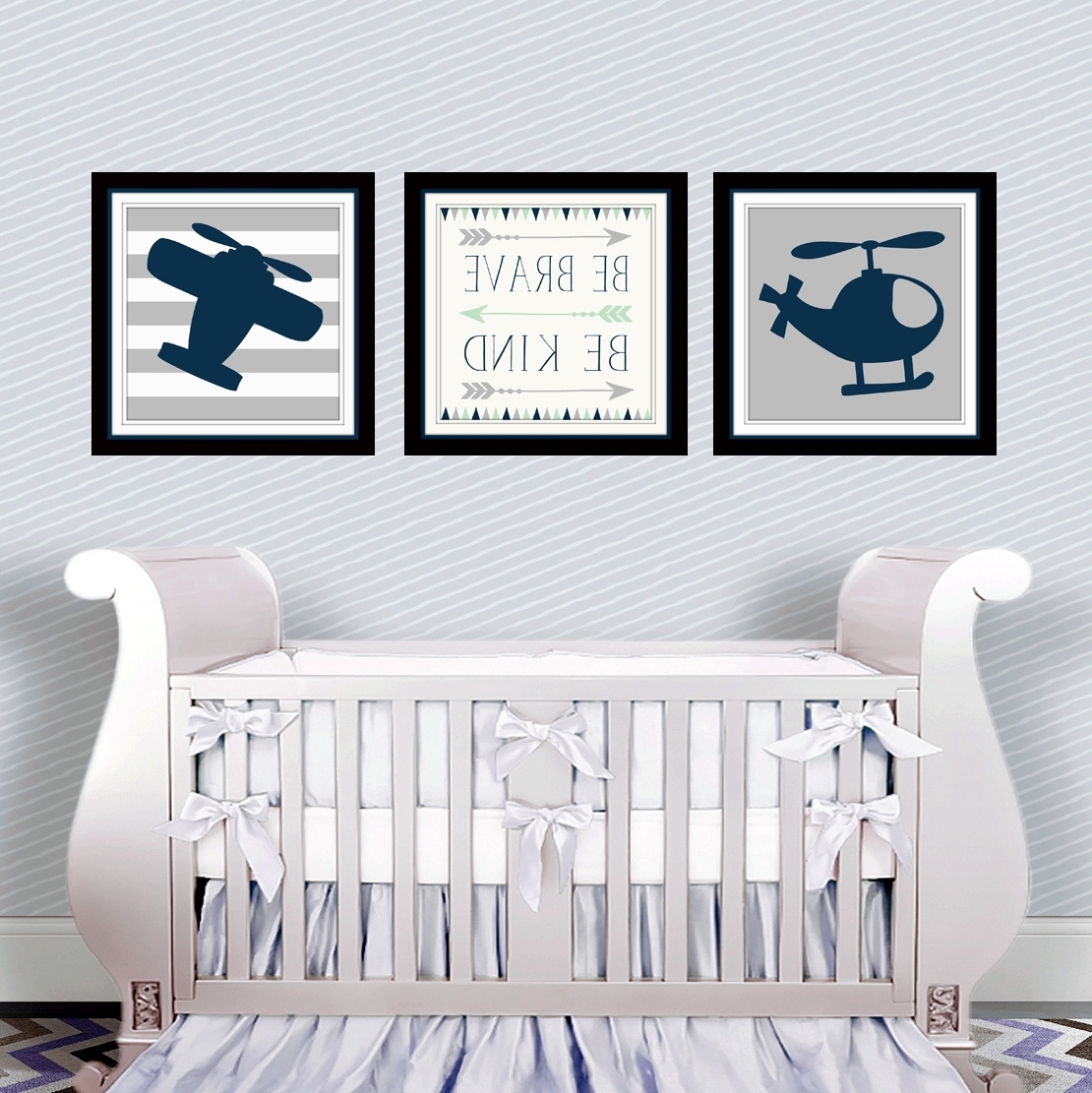 Widely Used Aviation Wall Art Intended For Aviation Nursery Wall Art – (View 20 of 20)