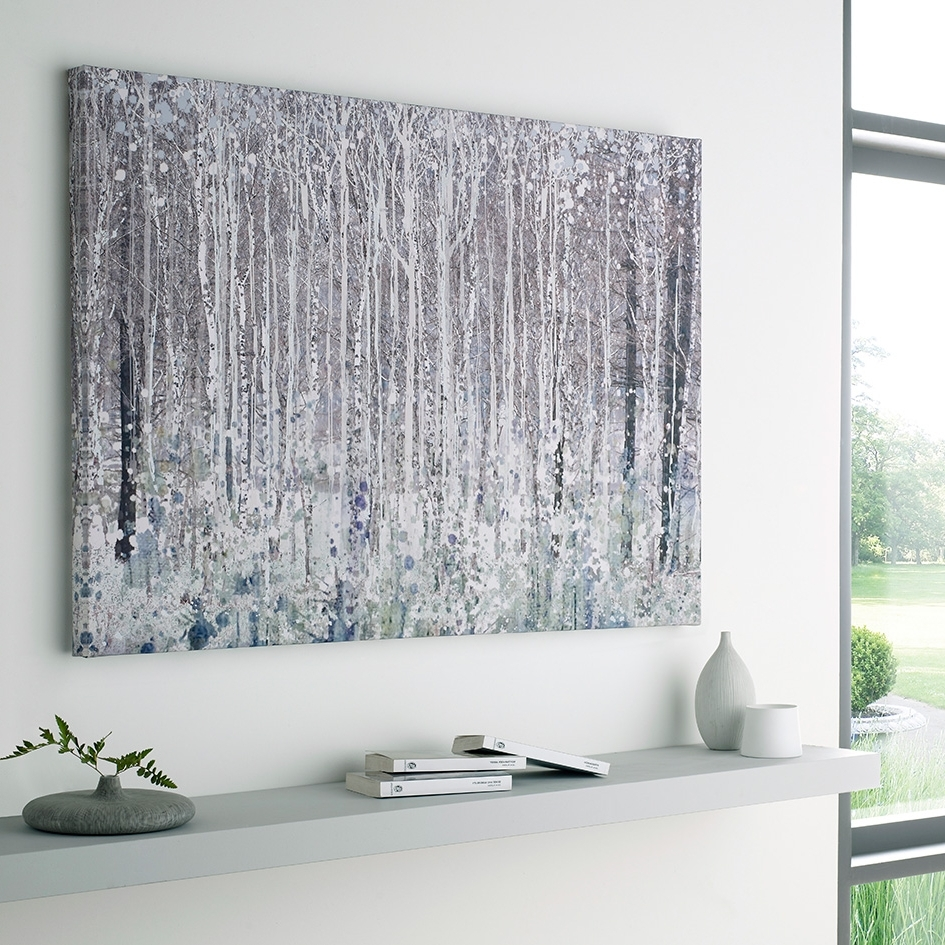 Widely Used Expert Design Tips For Hanging Wall Art In The Home With Regard To Grey Wall Art (View 13 of 20)
