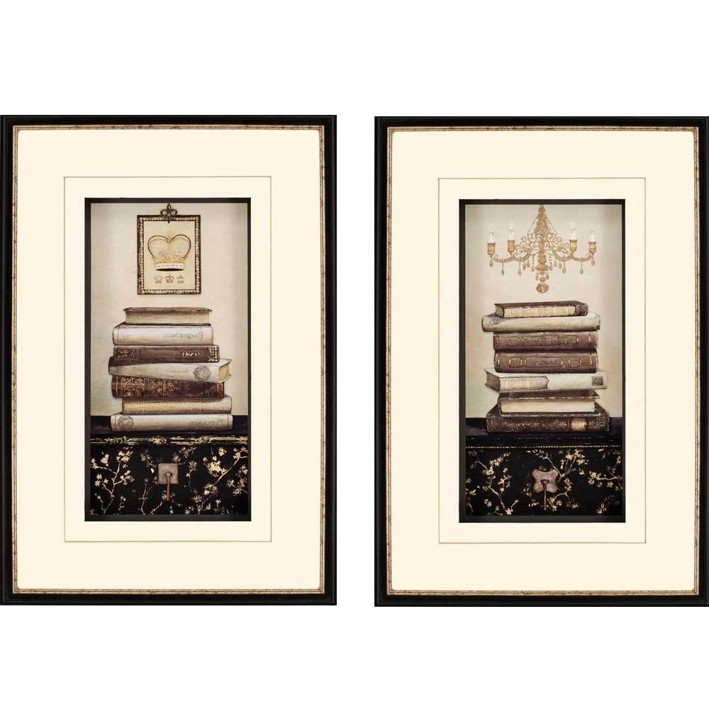 Widely Used Set Of 2 Framed Wall Art For Framed Wall Art Sets 3 Piece Cheap For Bathroom Of Three Black (View 19 of 20)