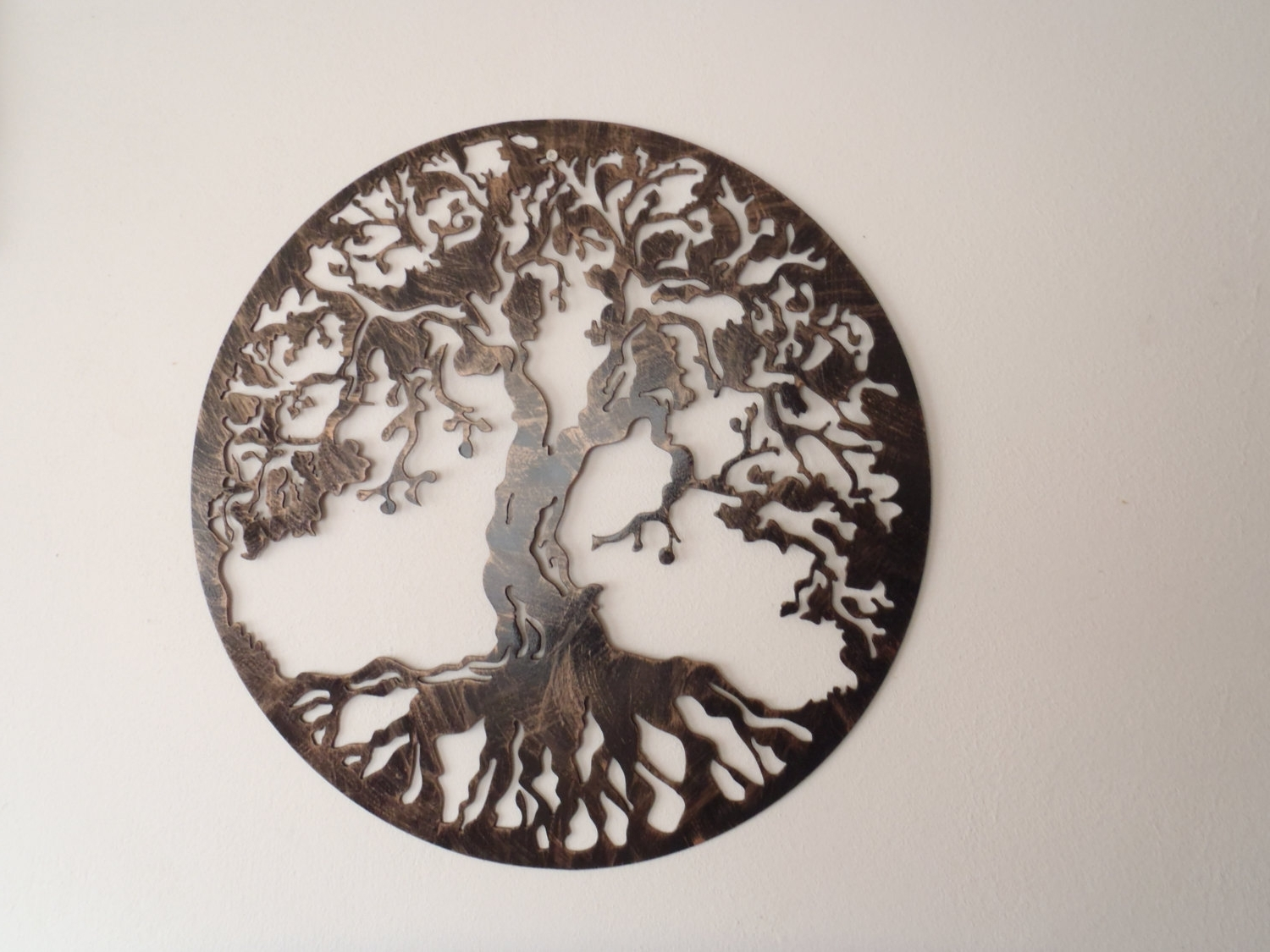 Widely Used Tree Of Life Antique Look Fabulous Tree Of Life Wall Decor – Home Pertaining To Tree Of Life Wall Art (View 15 of 15)