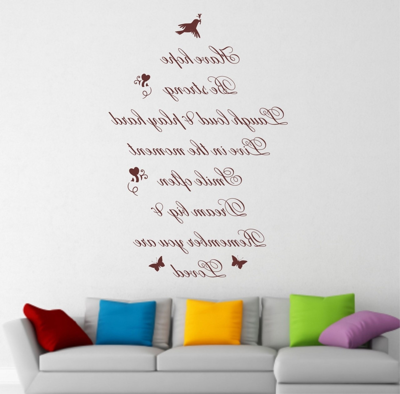 Widely Used Wall Art Sayings Regarding Stunning Wall Art Sayings Quotes 92 In With Wall Art Sayings Quotes (View 20 of 20)