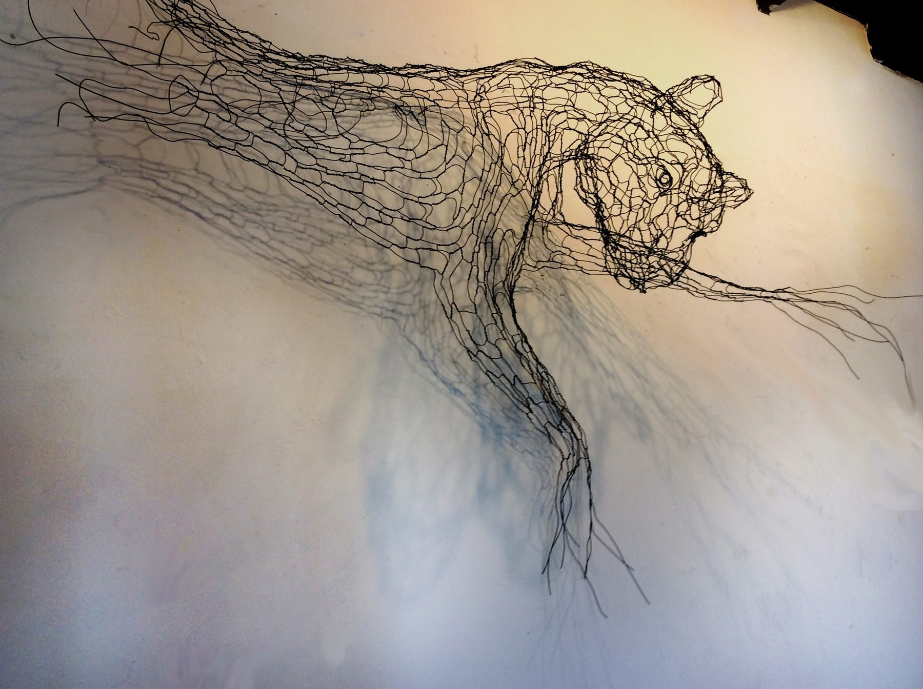 Wire Wall Art Throughout Current Wire Wall Art (View 19 of 20)