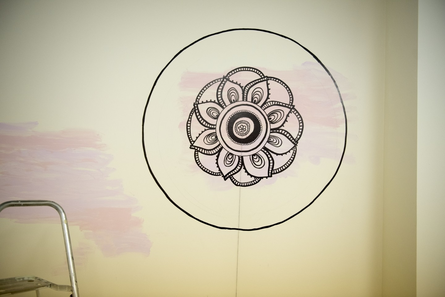 With A Sharpie And No Stencils! Throughout Mandala Wall Art (View 20 of 20)