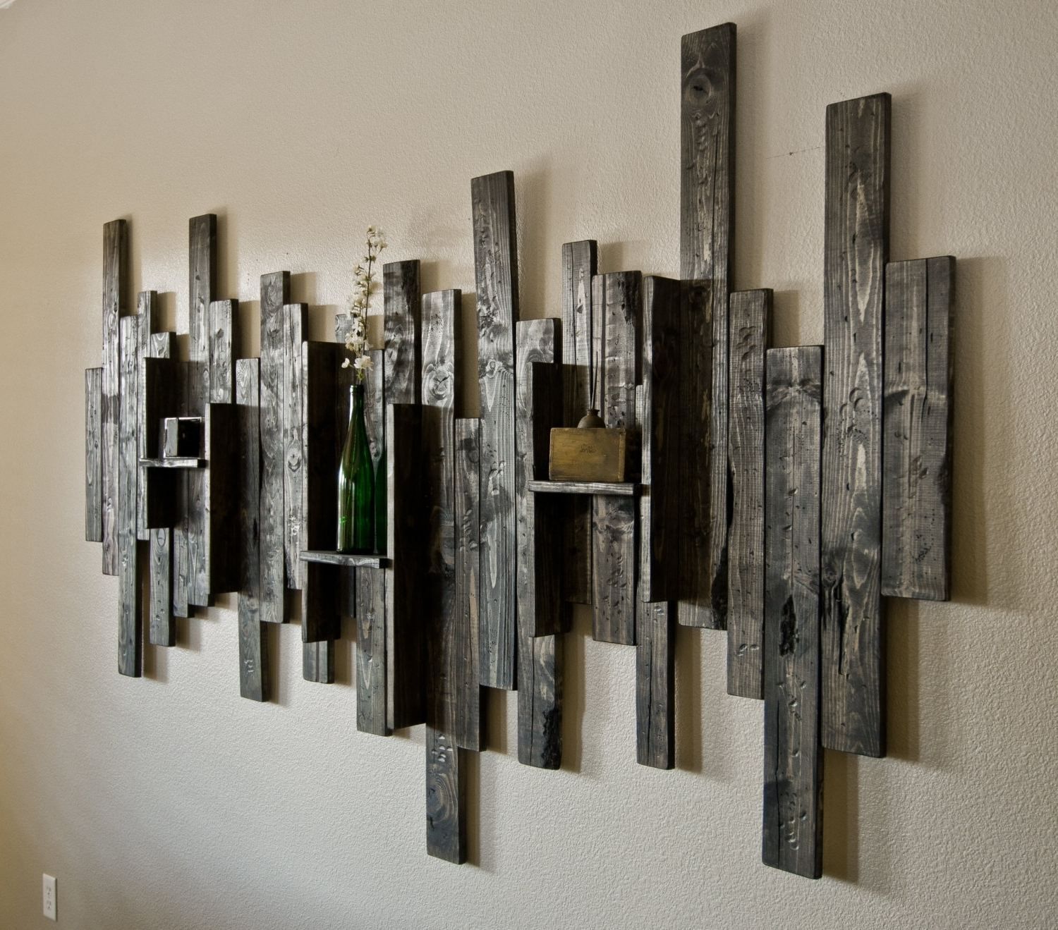 Wood And Metal Wall Art Inside 2018 Wood Metal Wall Art Stylist Design Ideas Large Wooden Wall Art With (Gallery 13 of 20)