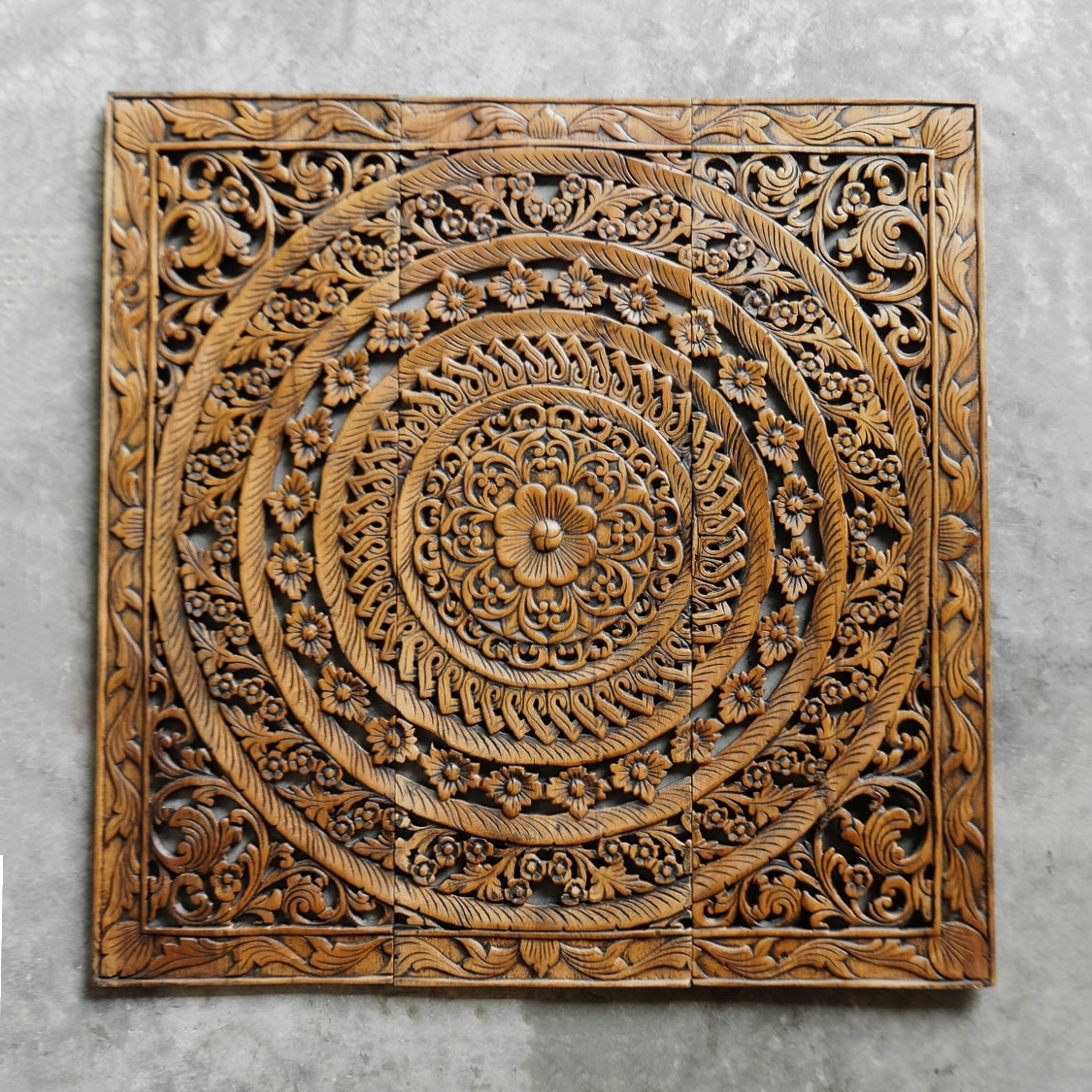 Wood Carved Wall Art In Well Liked Carved Wall Decor Elegant Moroccan Decent Wood Carving Wall Art (View 17 of 20)
