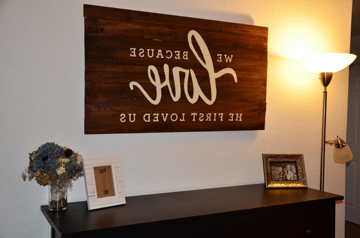 Wood Wall Art Diy For Trendy New Diy Wall Art : Andrews Living Arts – Diy Wall Art Photo Ideas (View 12 of 15)