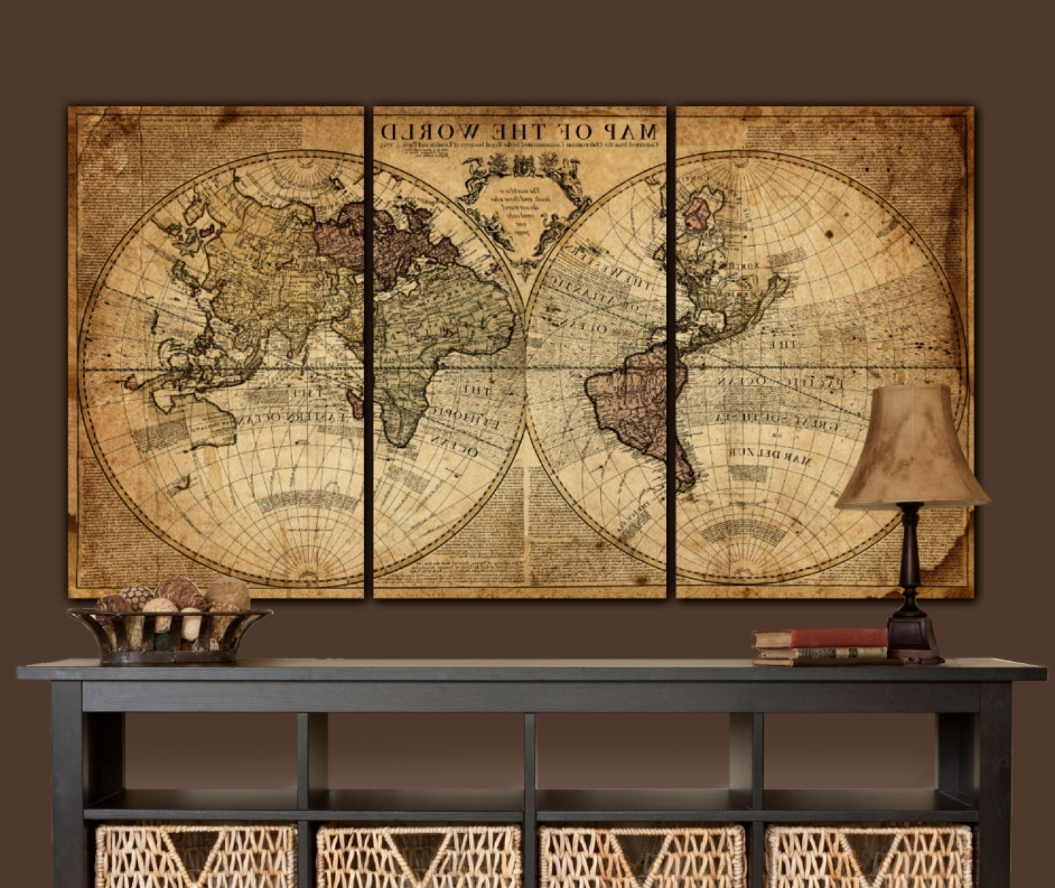 World Map Wall Art Canvas For Most Current Fresh Canvas Wall Art World Map (View 5 of 20)