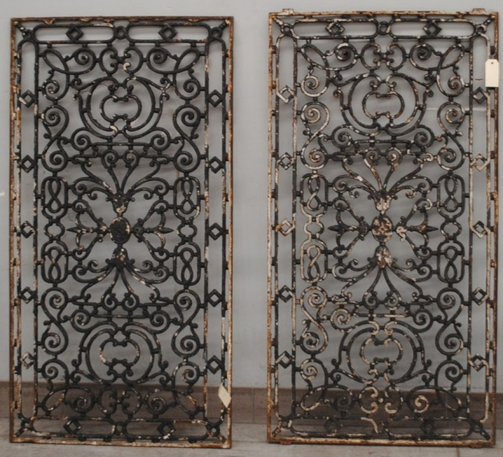 Wrought Iron Decorative Wall – Blogtipsworld Inside Famous Iron Wall Art (View 20 of 20)