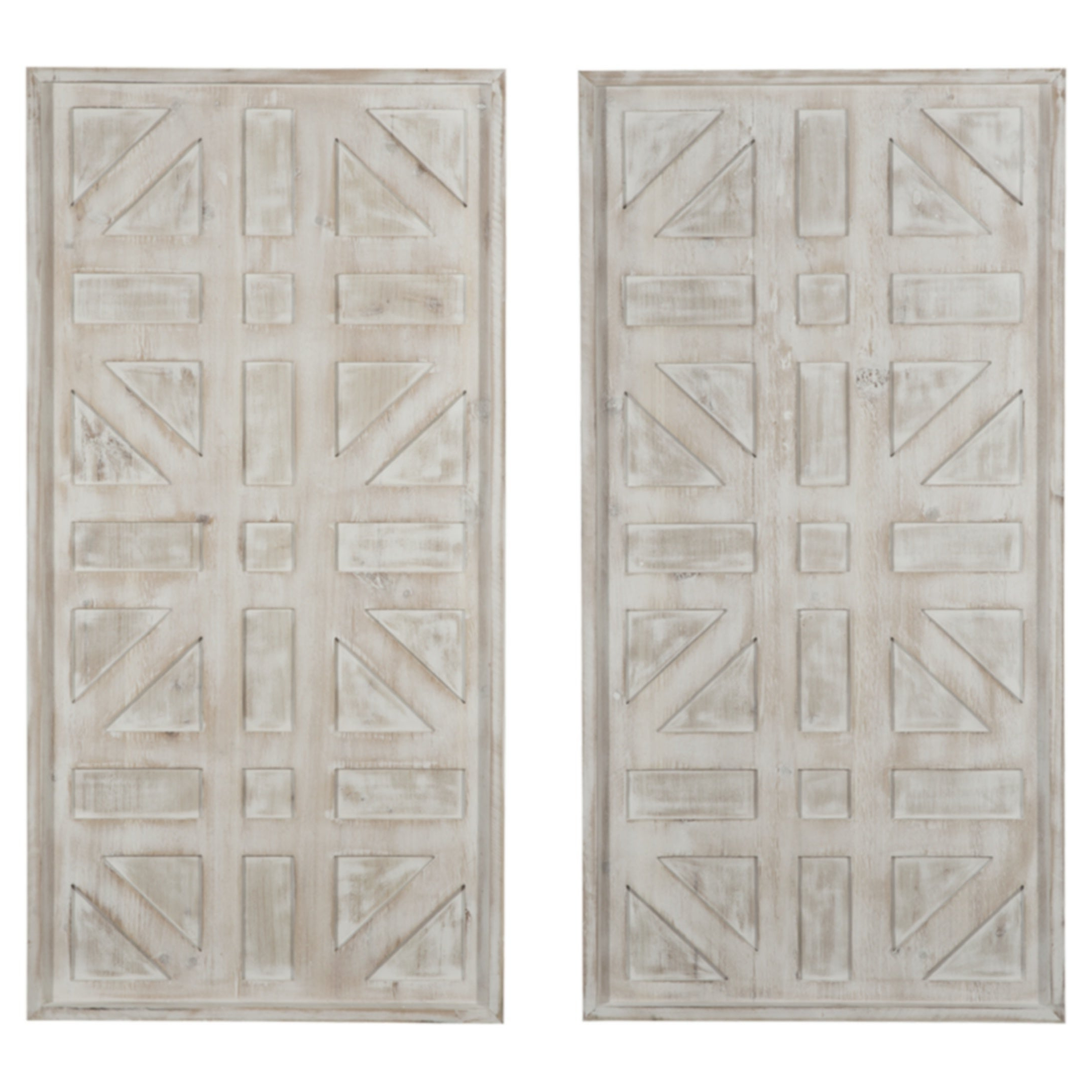 2 Piece Panel Wood Wall Decor Sets (Set Of 2) Pertaining To Recent Wood Wall Art (View 2 of 20)