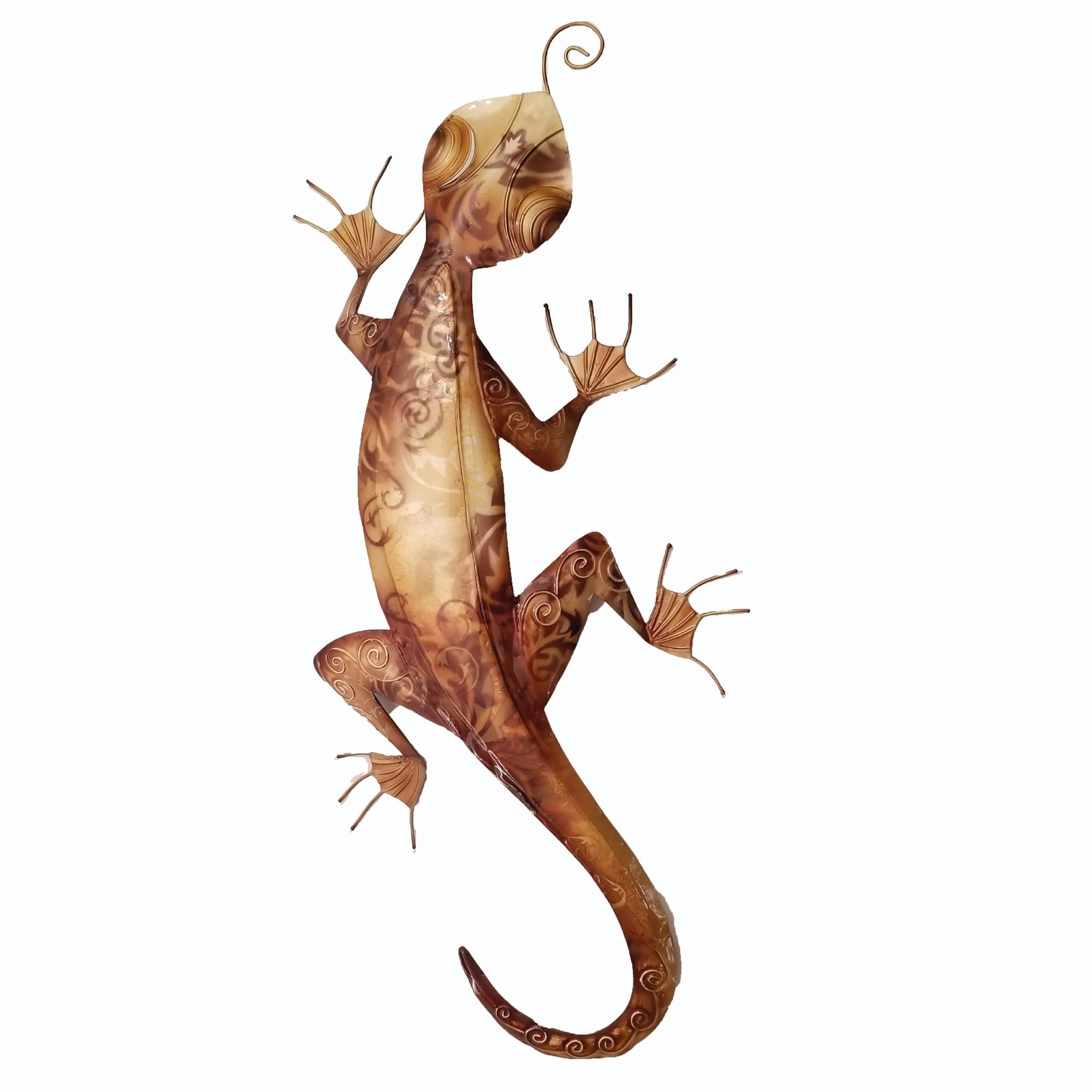 2020 Shop Handmade Gecko Wall Decor Brown – On Sale – Free Shipping On With Regard To Gecko Wall Decor (Gallery 20 of 20)