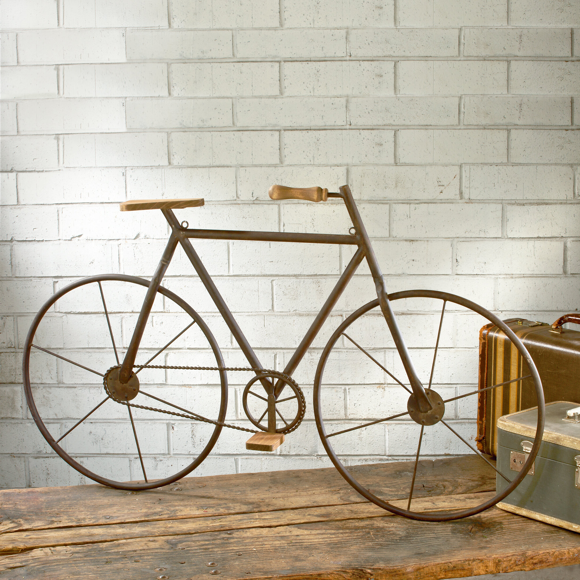 2020 Tripar Bicycle Wall Décor & Reviews (Gallery 14 of 20)