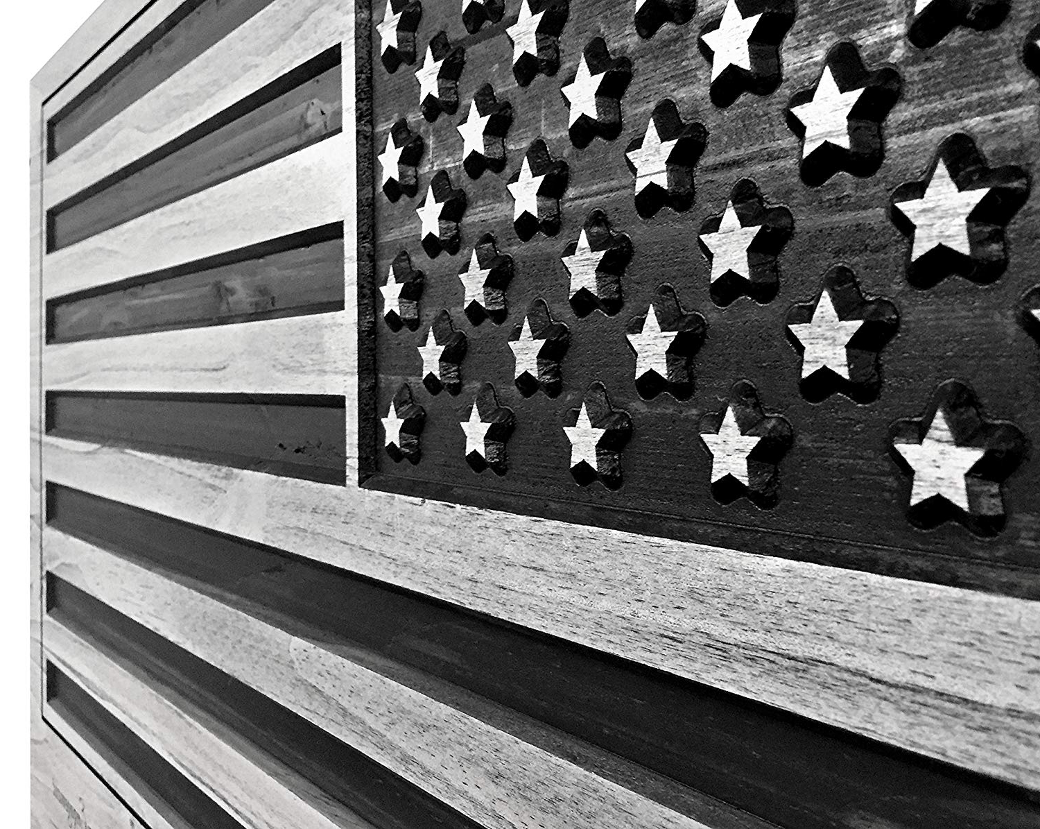 American Flag 3D Wall Decor Throughout Widely Used Amazon: Us Flag, American Flag Art, Wood Wall Art, Flag For (View 3 of 20)