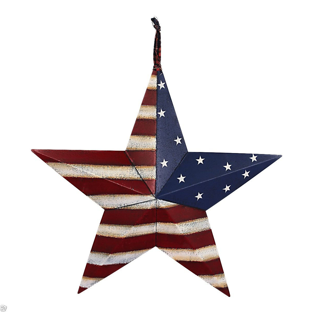 American Flag 3D Wall Decor With Well Known  (View 11 of 20)