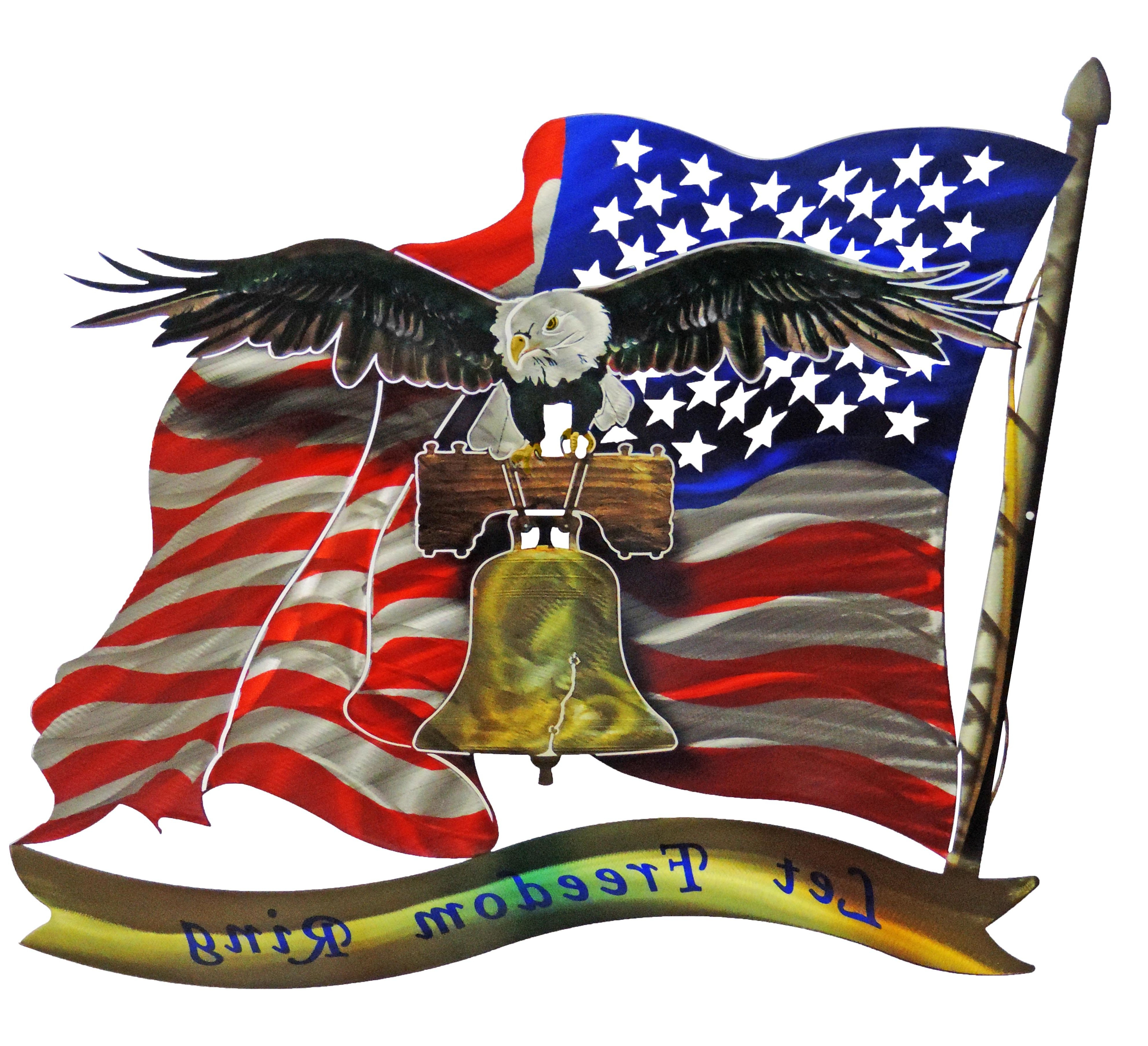 Featured Photo of American Pride 3D Wall Decor