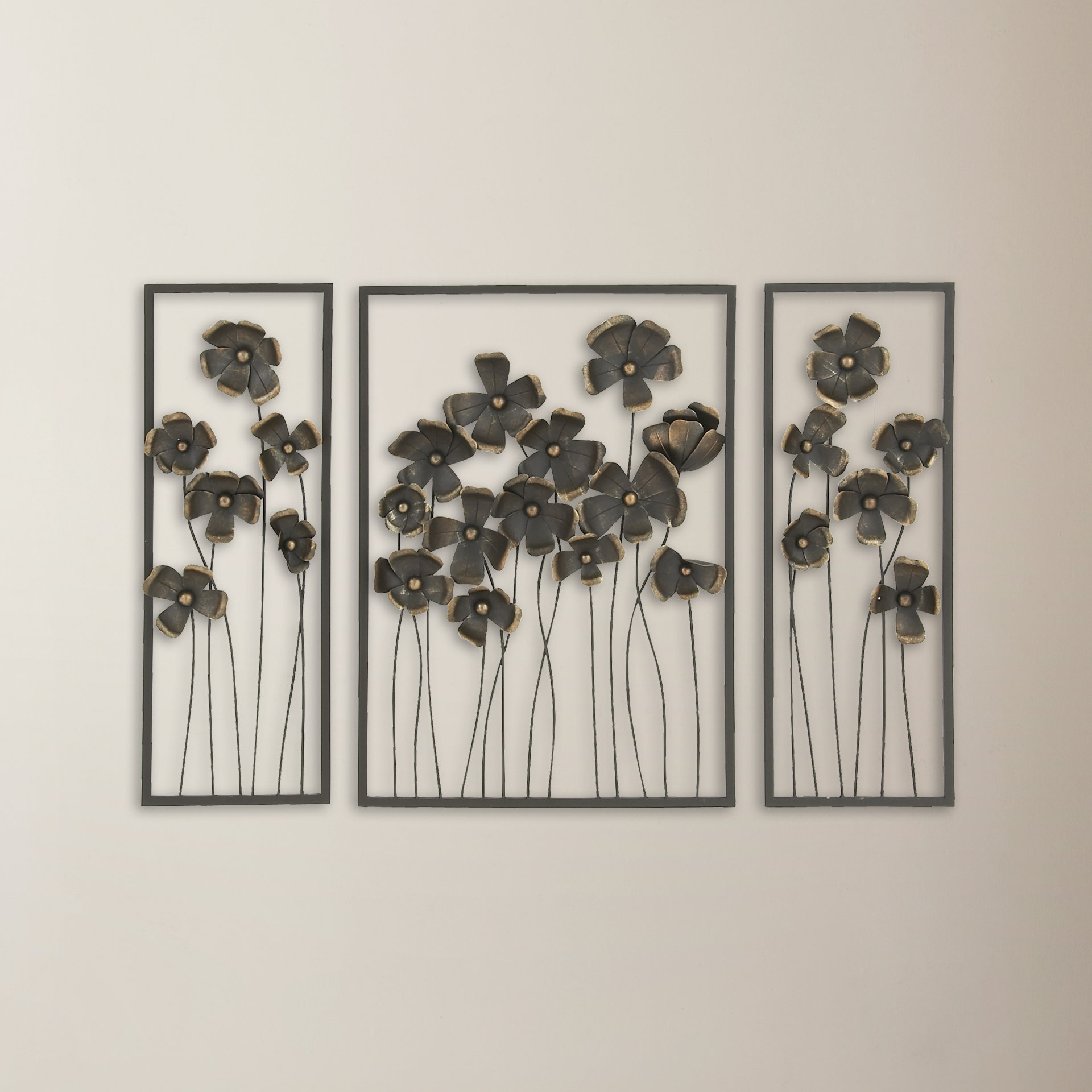 Brayden Studio 3 Piece Chic Wall Décor Set & Reviews (View 4 of 20)