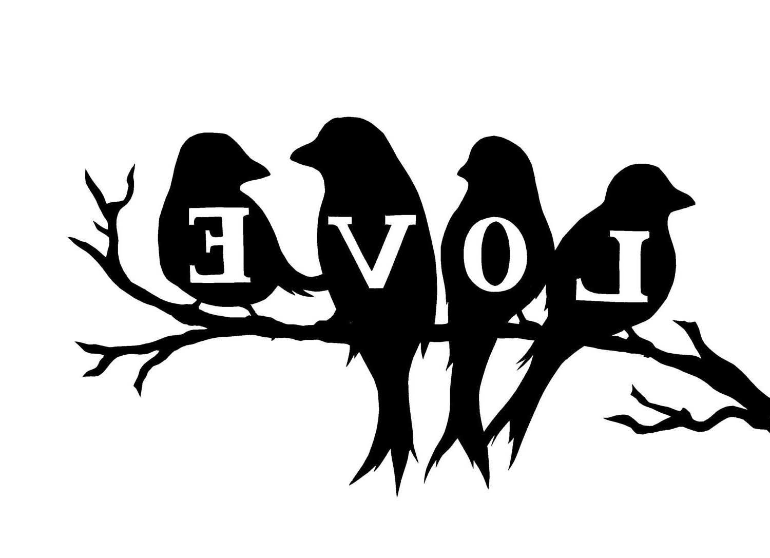 Current Birds On A Branch Wall Decor With Regard To Love Birds Vinyl Wall Decal, Wall Decor, Birds On A Branch, Wall (View 10 of 20)
