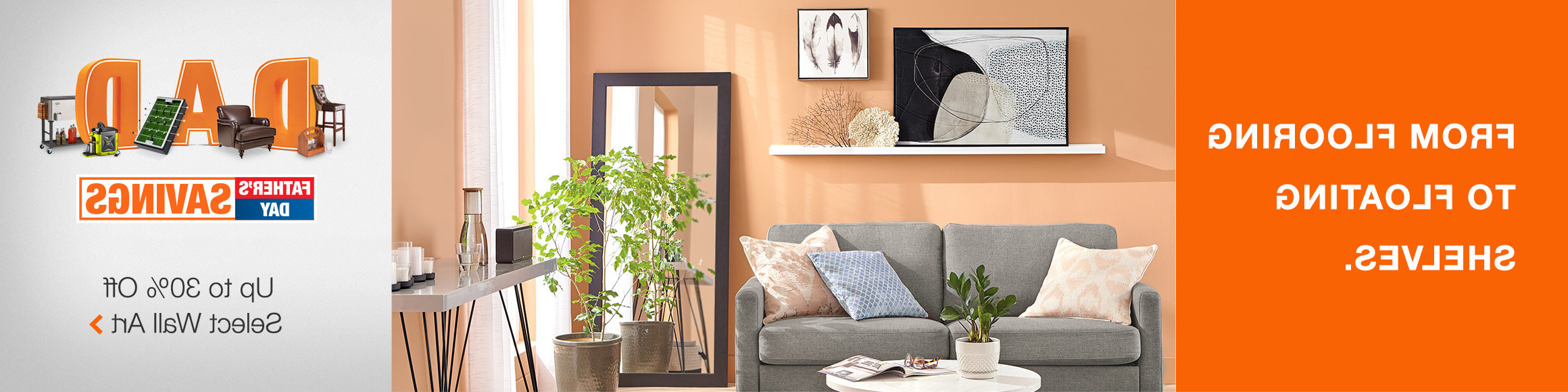 Current Wall Art – Wall Decor – The Home Depot With 2 Piece Panel Wood Wall Decor Sets (Set Of 2) (Gallery 20 of 20)