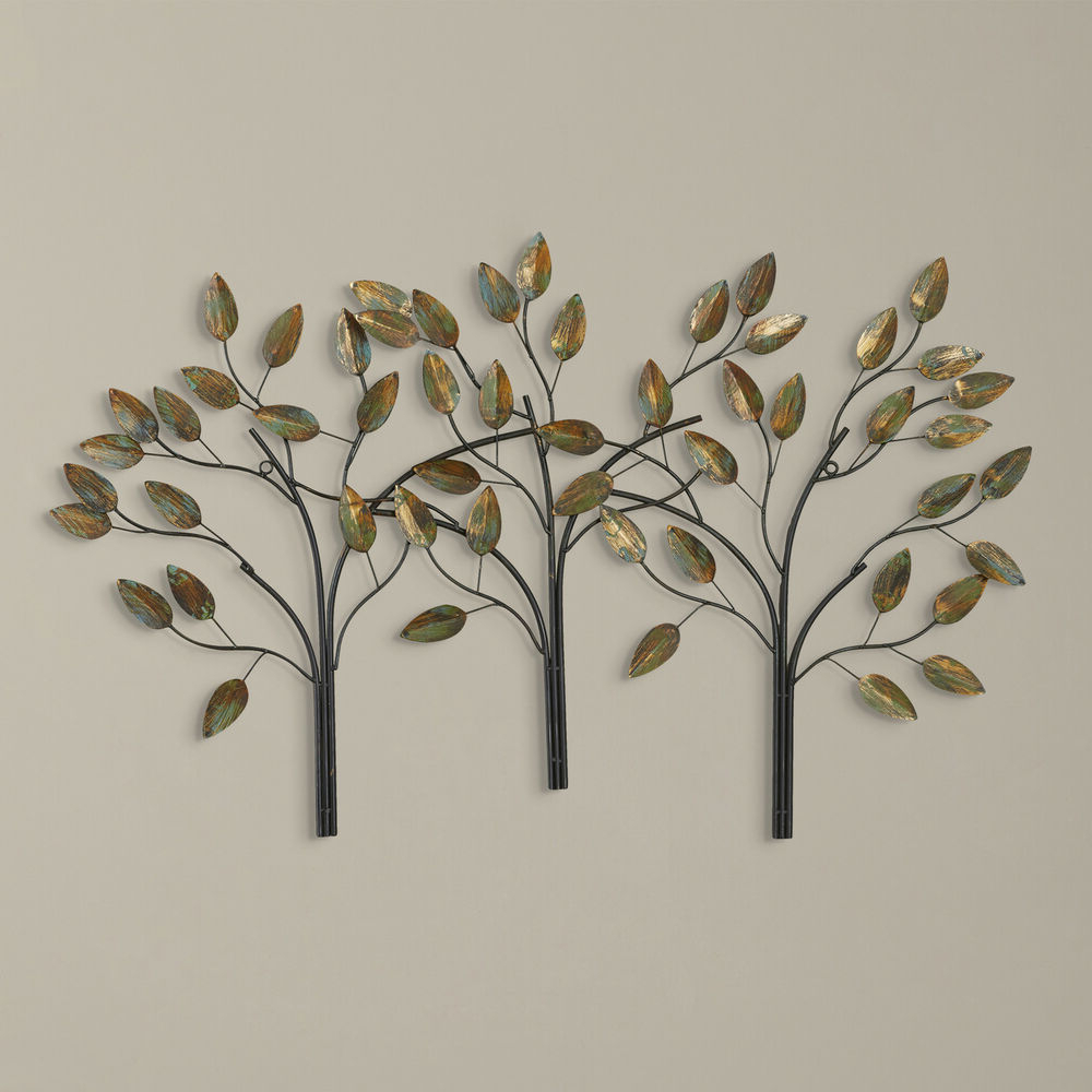Desford Leaf Wall Decor With Well Known Charlton Home Desford Leaf Wall Décor (View 6 of 20)