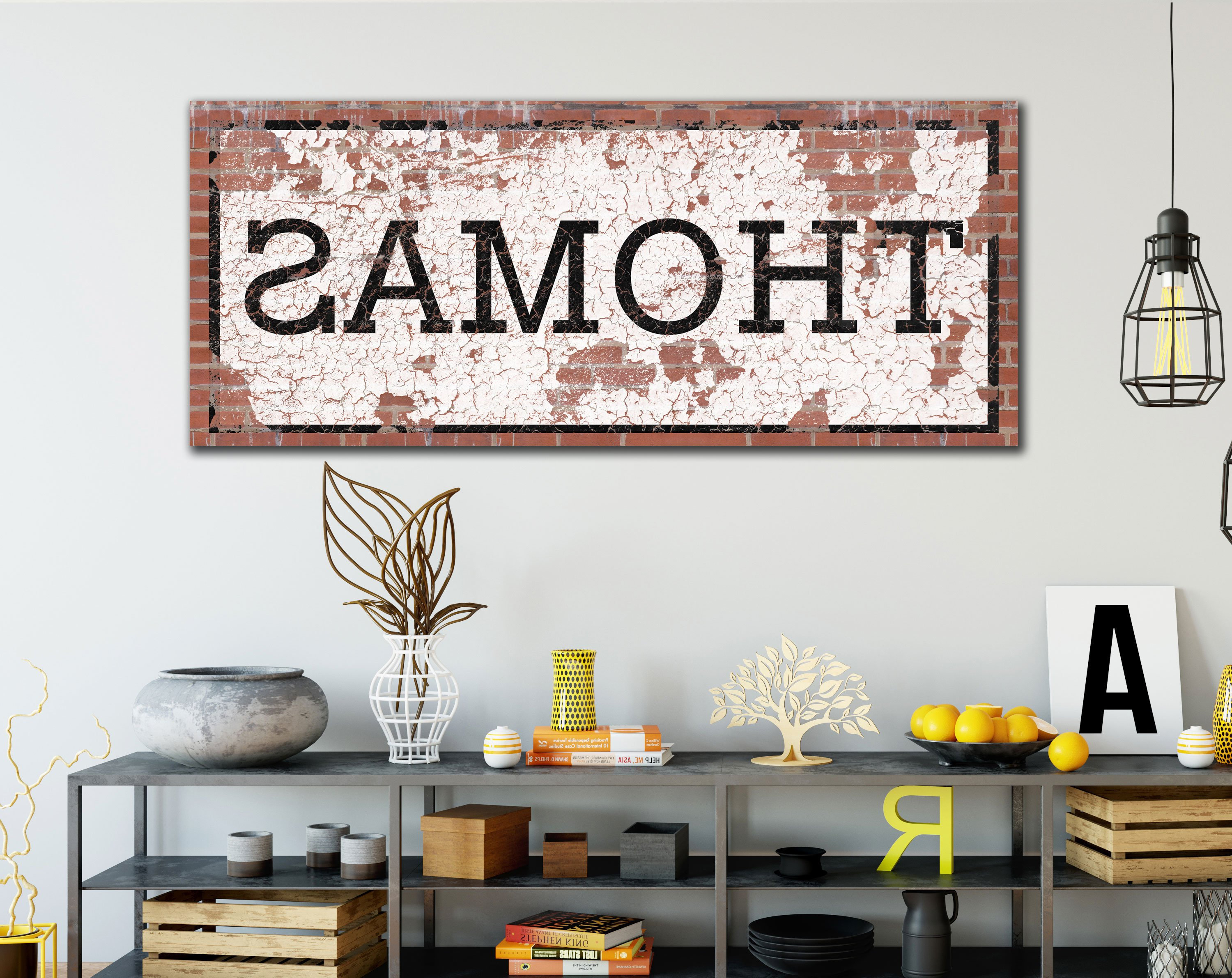 Etsy For Large Modern Industrial Wall Decor (View 5 of 20)