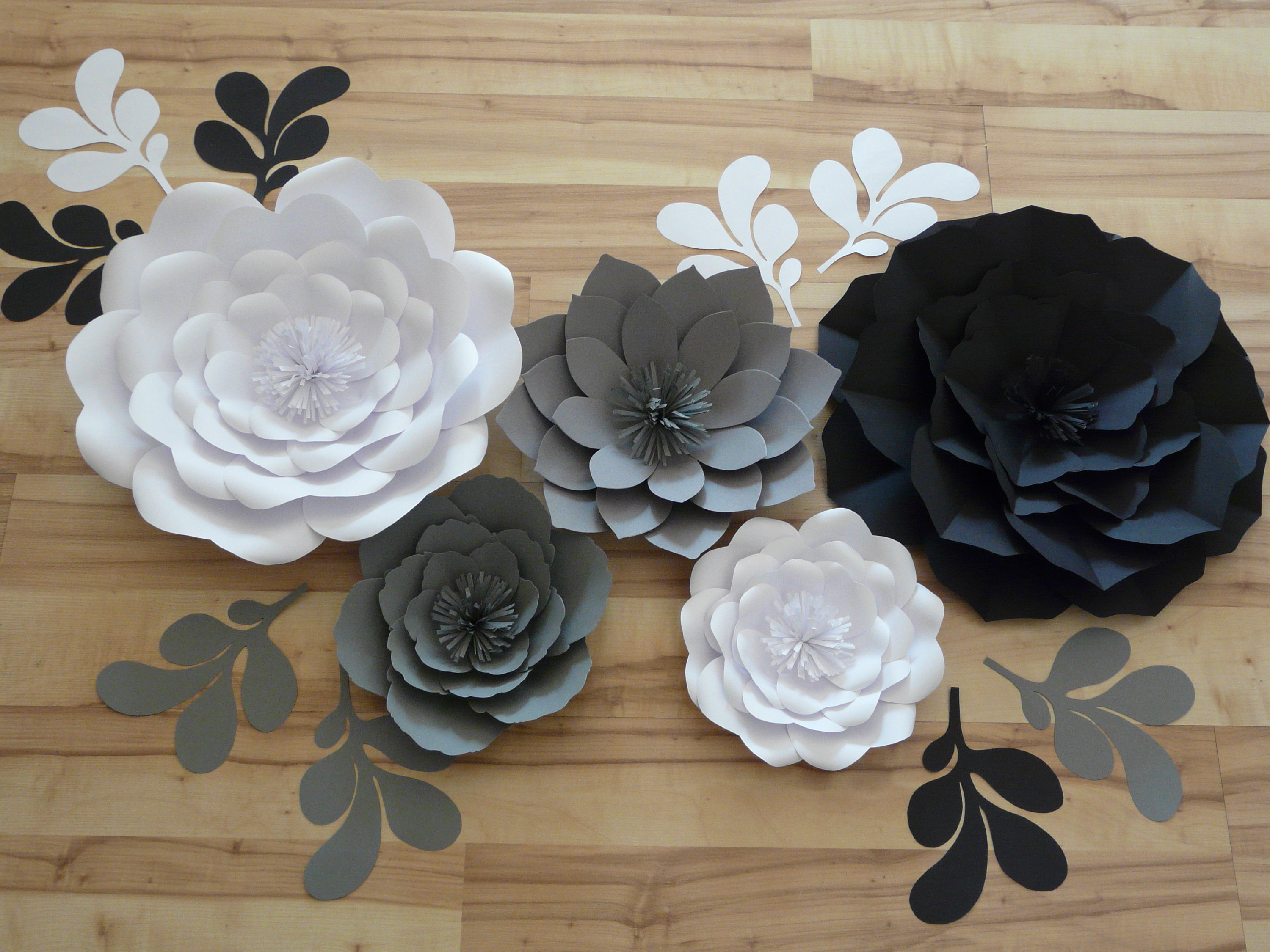 Etsy For Most Up To Date 3 Piece Ceramic Flowers Wall Decor Sets (Gallery 7 of 20)