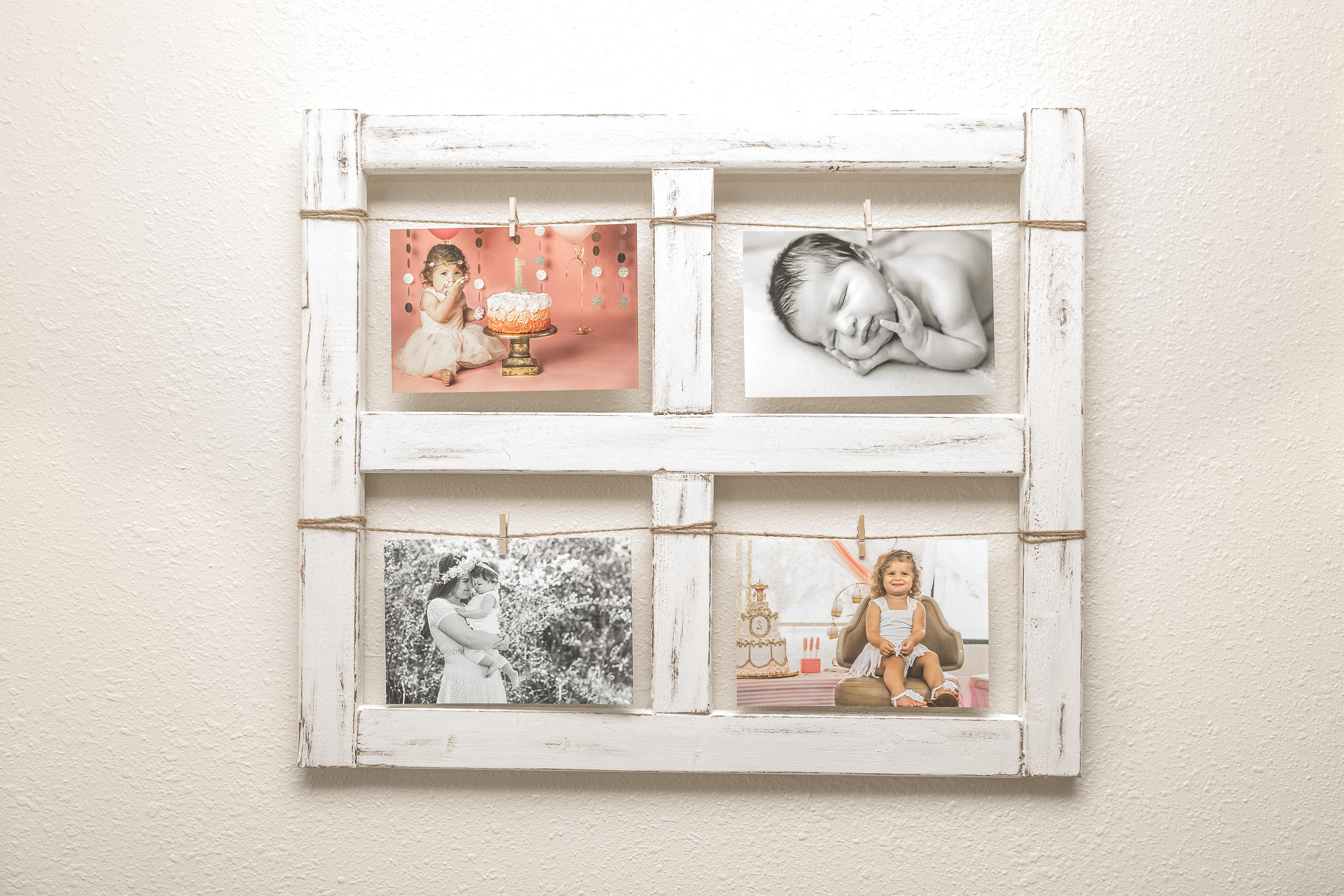 Etsy With Regard To Old Rustic Barn Window Frame (View 2 of 20)