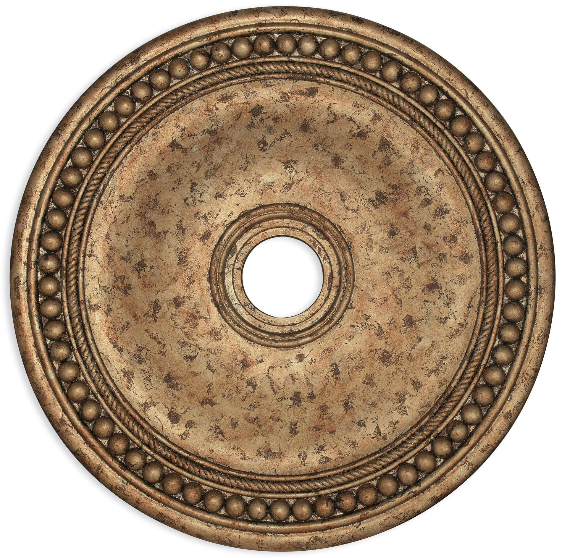 "European Medallion Wall Decor Within Most Recently Released Livex Lighting 82076 36 30"" European Bronze Ceiling Medallion Lvx (Gallery 17 of 20)"