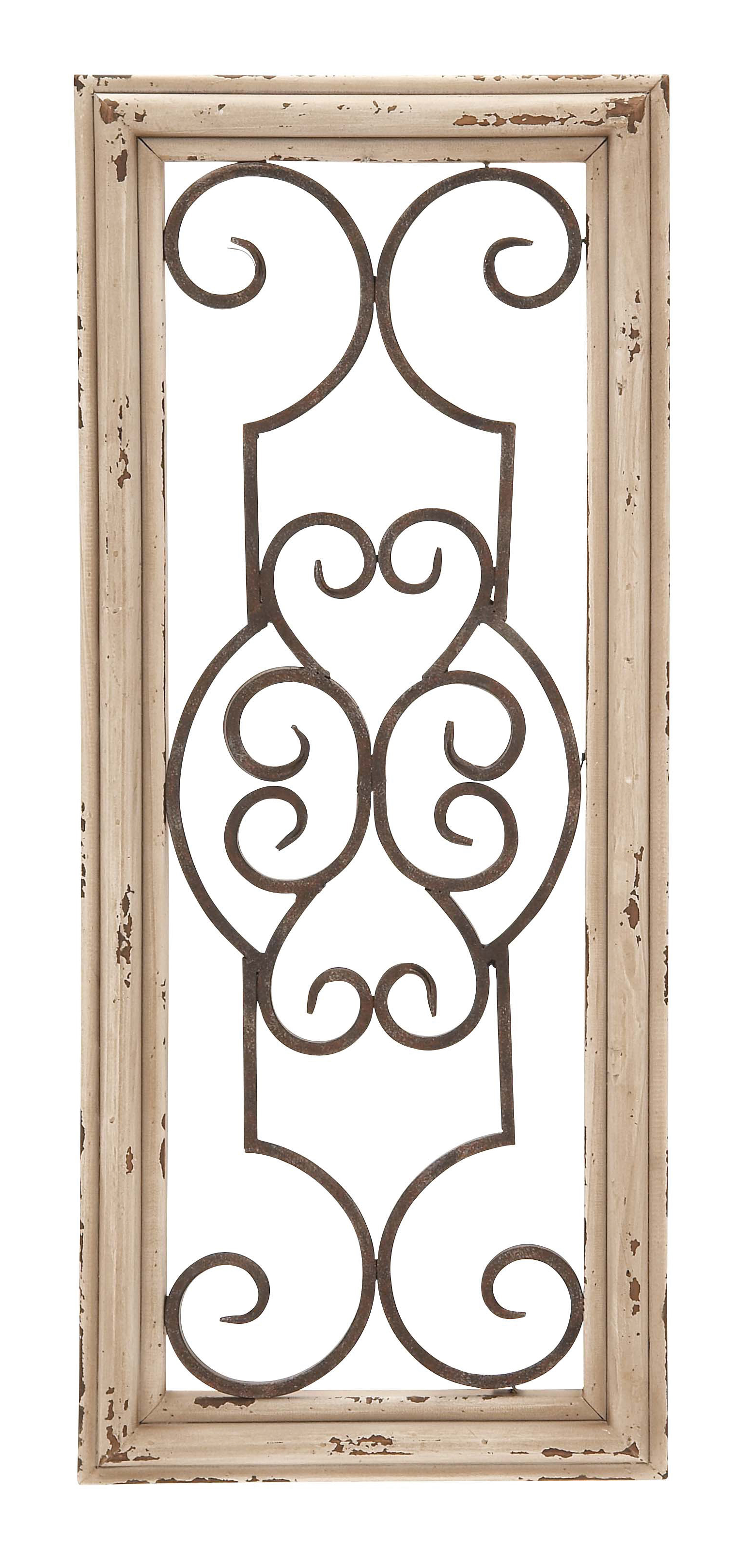 Favorite 1 Piece Ortie Panel Wall Decor Intended For 1 Piece Ortie Panel Wall Décor & Reviews (View 9 of 20)