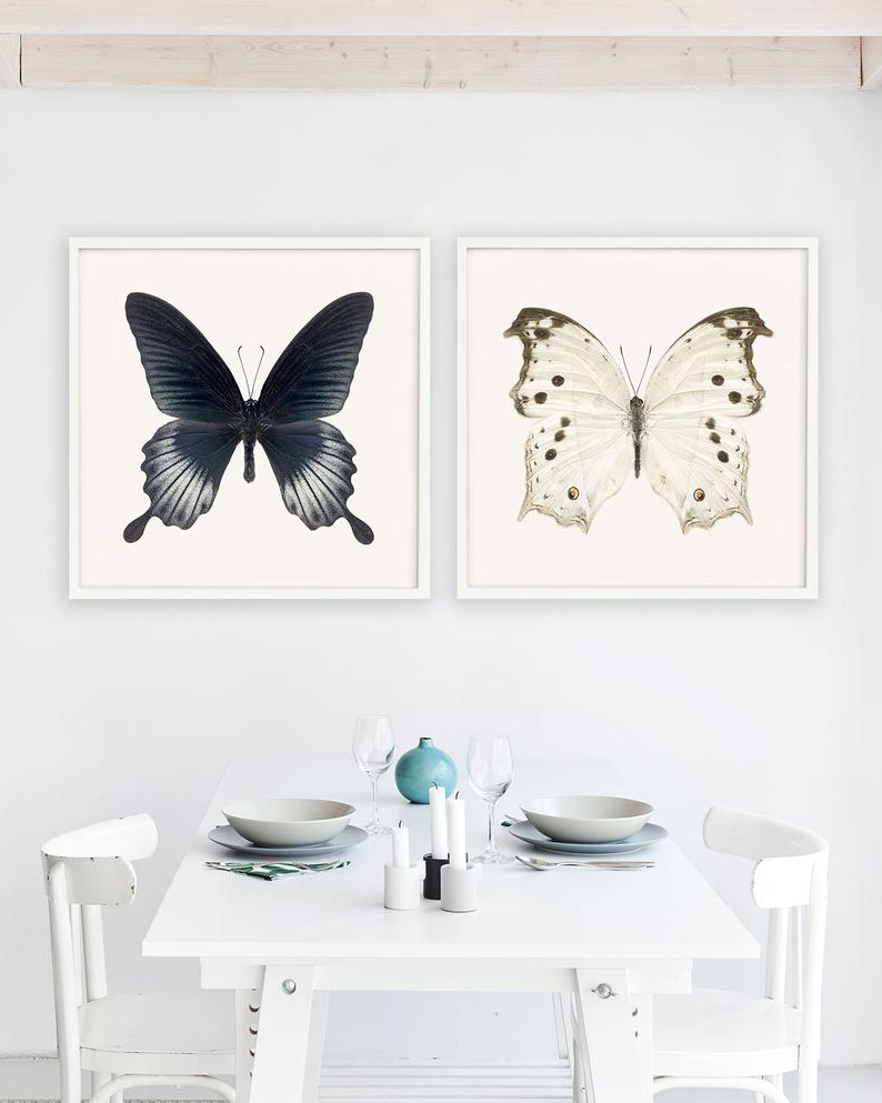 Favorite Wall Art Set Dining Room Wall Art Large Art Prints Kitchen (View 11 of 20)
