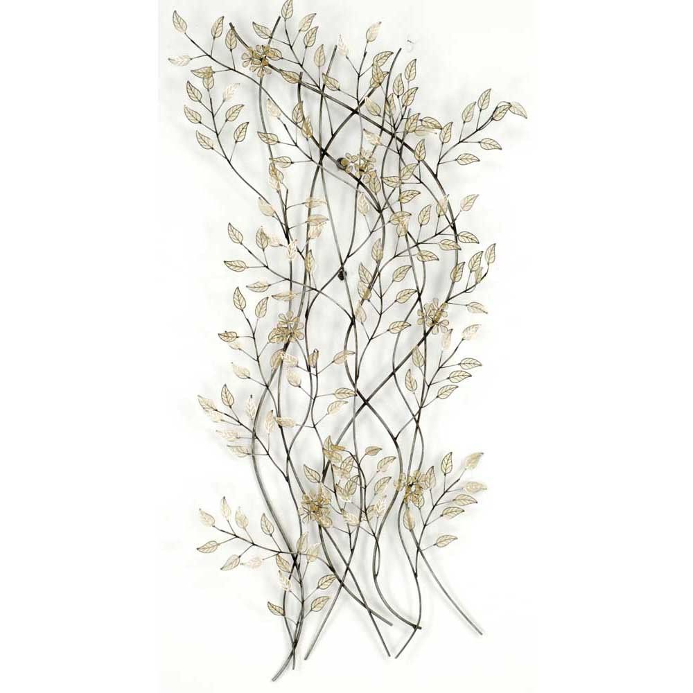 Flowing Leaves Wall Decor Pertaining To Preferred Paragon Falling Leaves Wall Decor & Reviews (View 13 of 20)