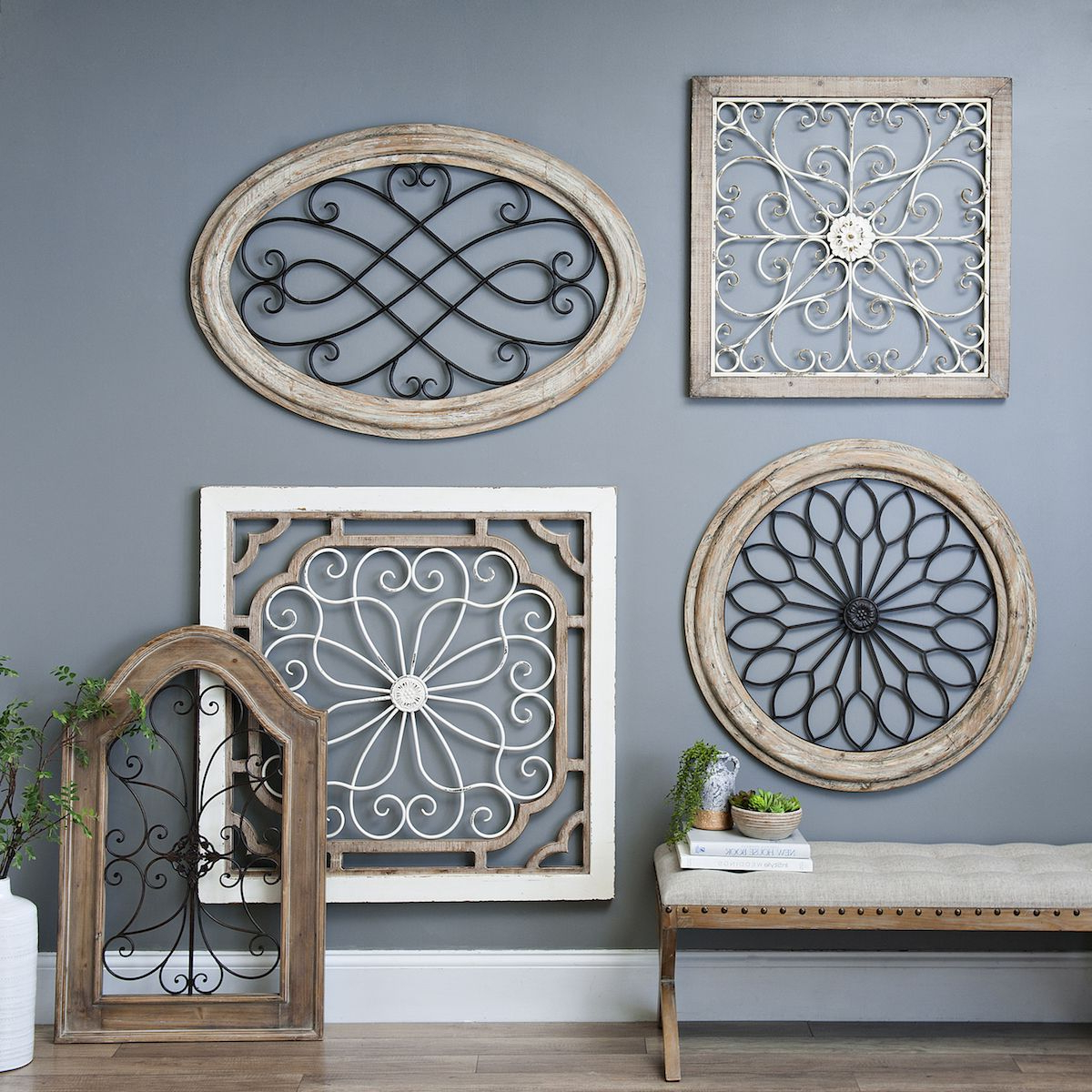 Home Throughout Favorite 1 Piece Ortie Panel Wall Decor (View 11 of 20)