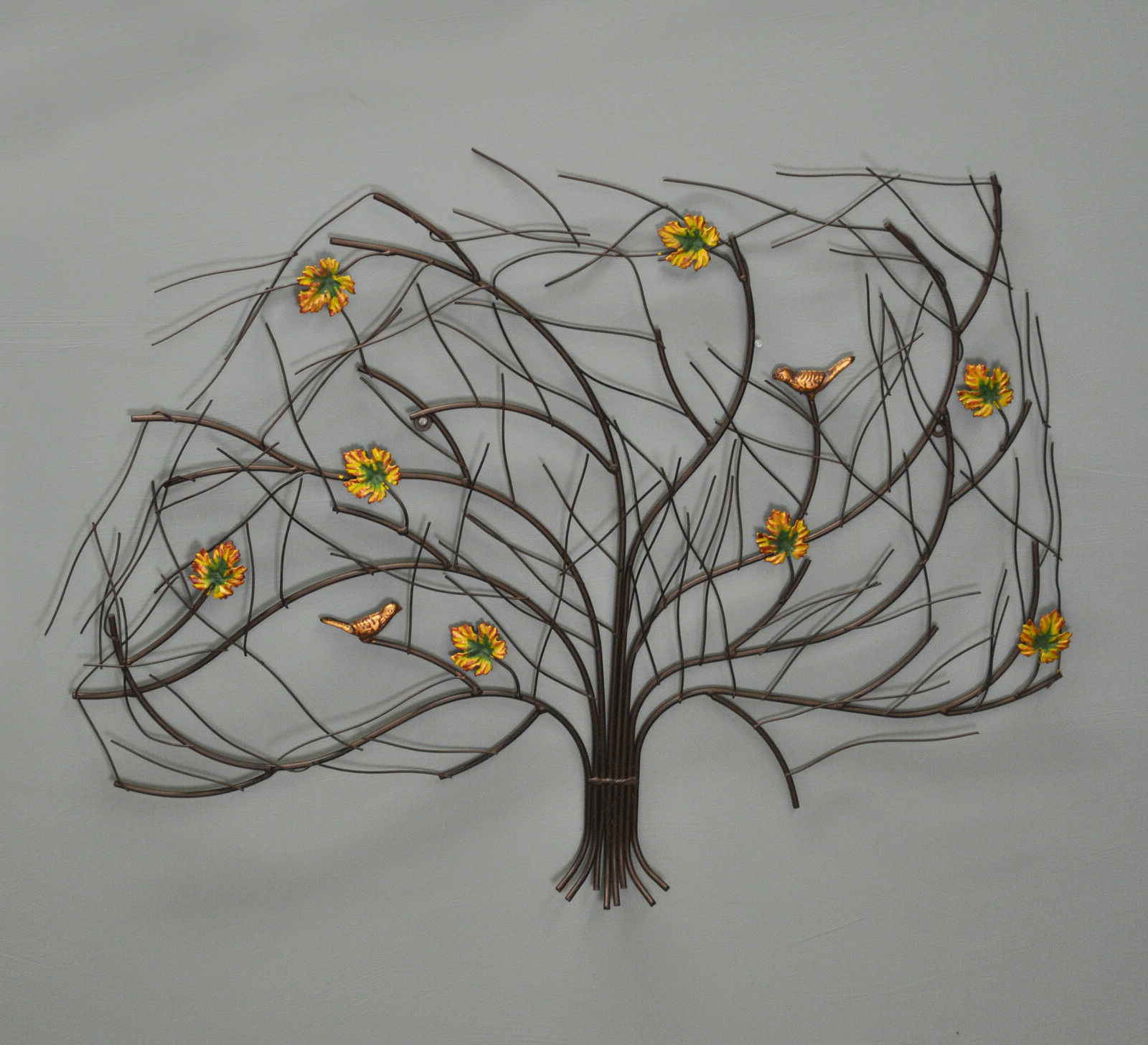 Latest Gardman Windswept Tree Metal Wall Art 17341 Suitable Indoor Or With Windswept Tree Wall Decor (Gallery 16 of 20)