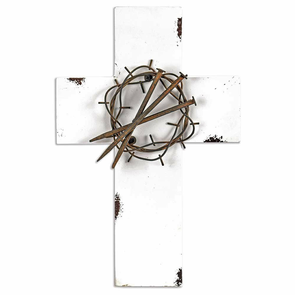 Metal Wall Decor By Winston Porter With Widely Used Winston Porter Metal Cross Wall Decor Dson2814 191833464234 (Gallery 19 of 20)