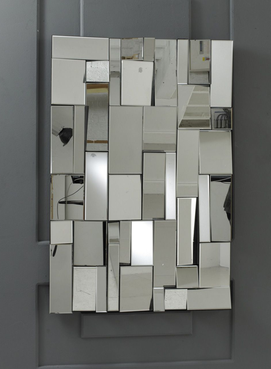 Mirror, Beveled Glass, Glass With Newest Pennsburg Rectangle Wall Mirror (Gallery 10 of 20)
