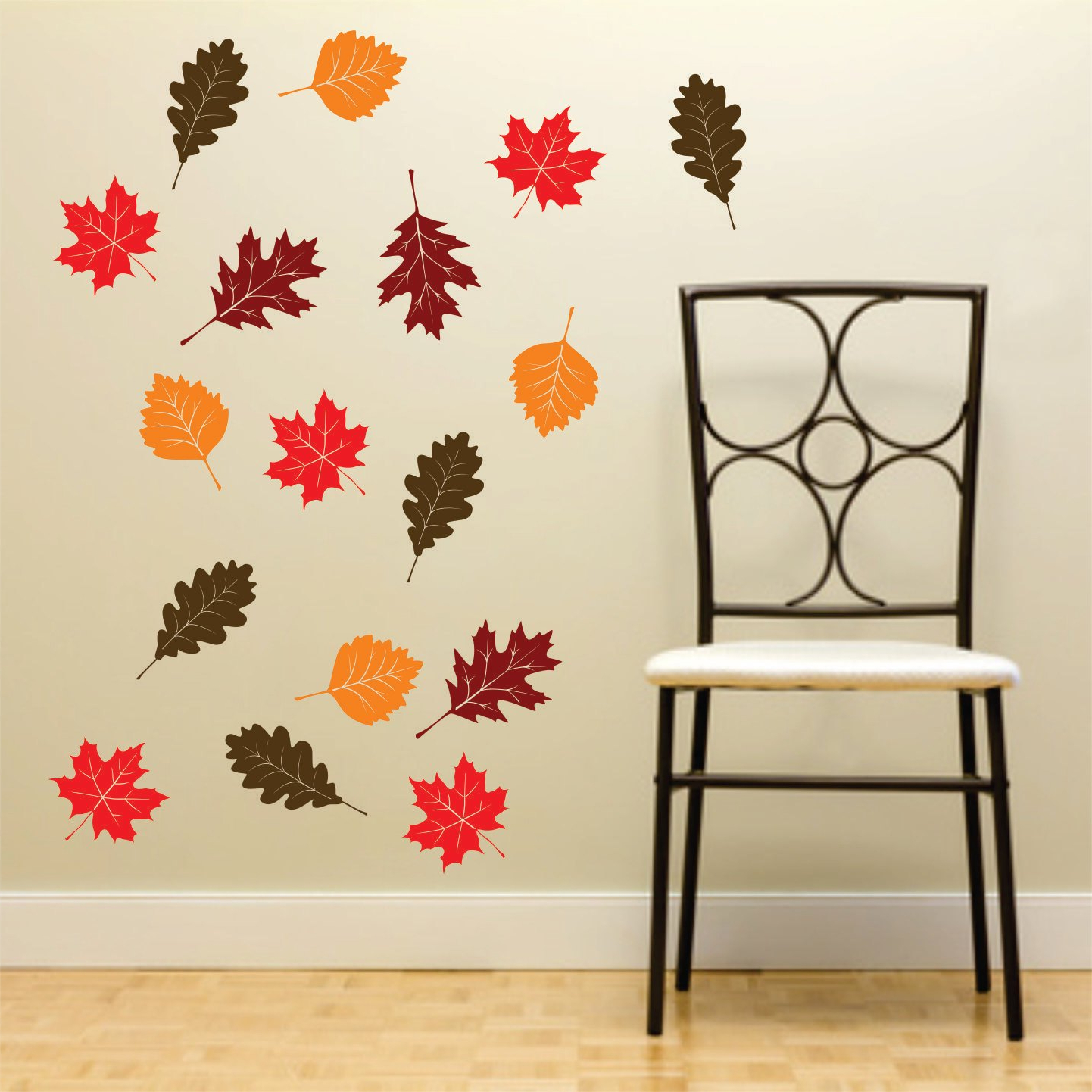Most Recent Desford Leaf Wall Decor Inside Leaf Wall Art – Listitdallas (View 12 of 20)