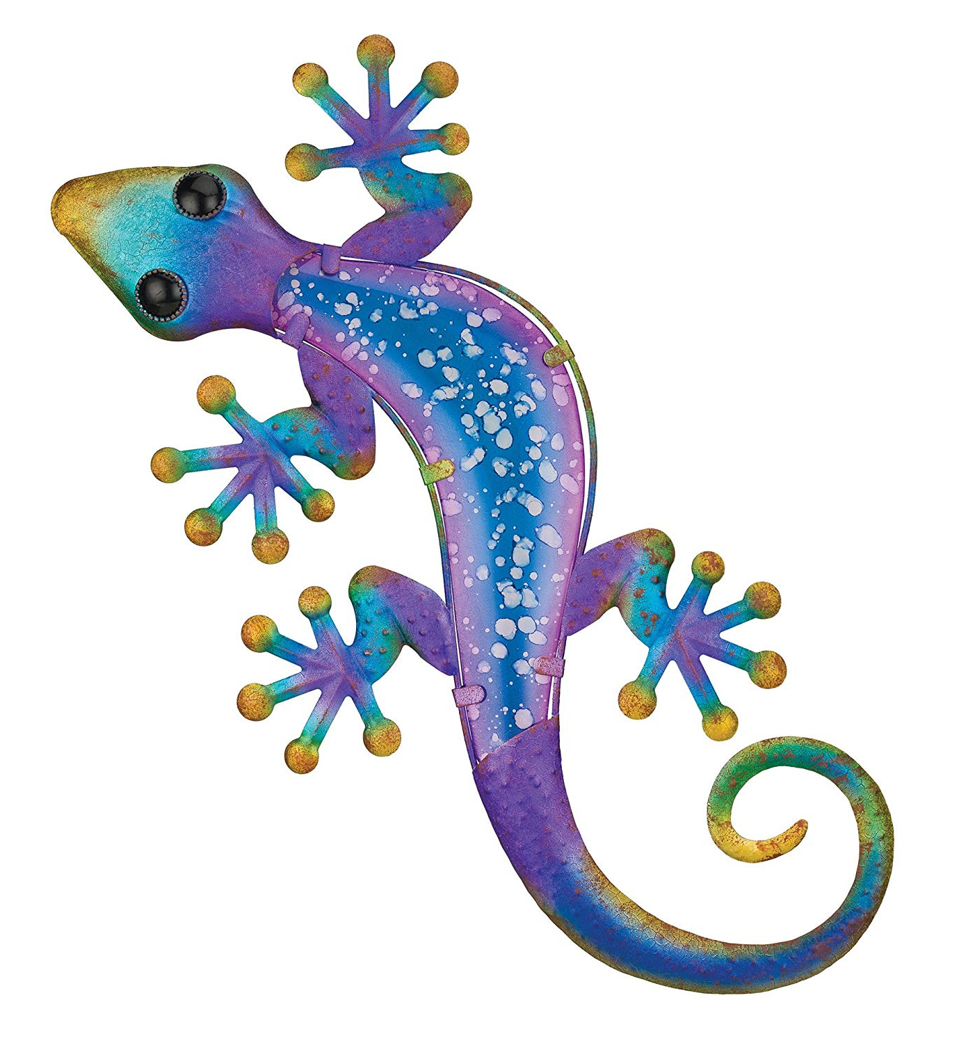 Most Recent Gecko Wall Decor Throughout Amazon: Regal Art & Gift 11349 Watercolor Gecko Wall Decor, 24 (Gallery 3 of 20)