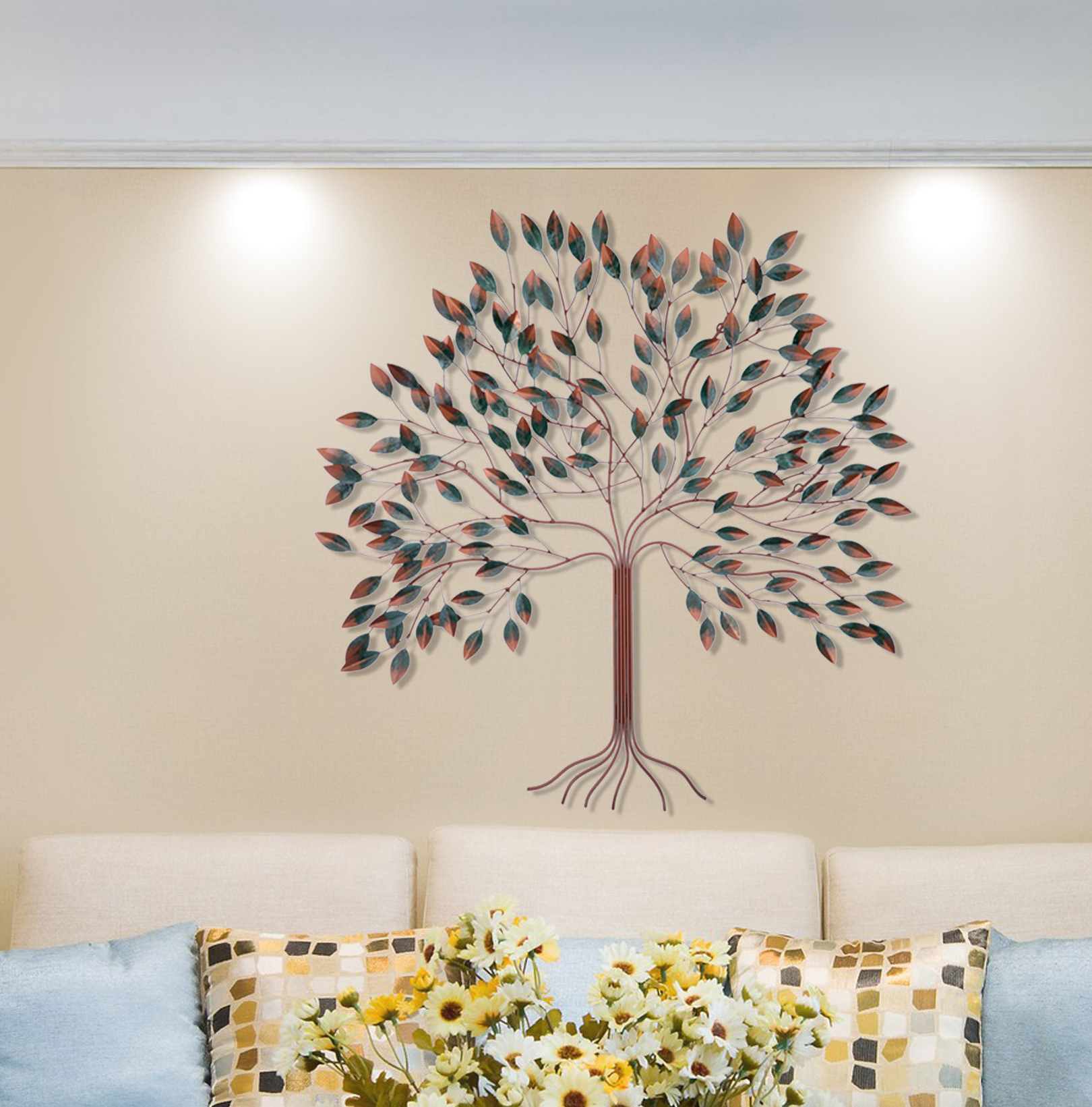 Peterson Housewares Inc. Tree Of Life Wall Décor & Reviews (Gallery 2 of 20)